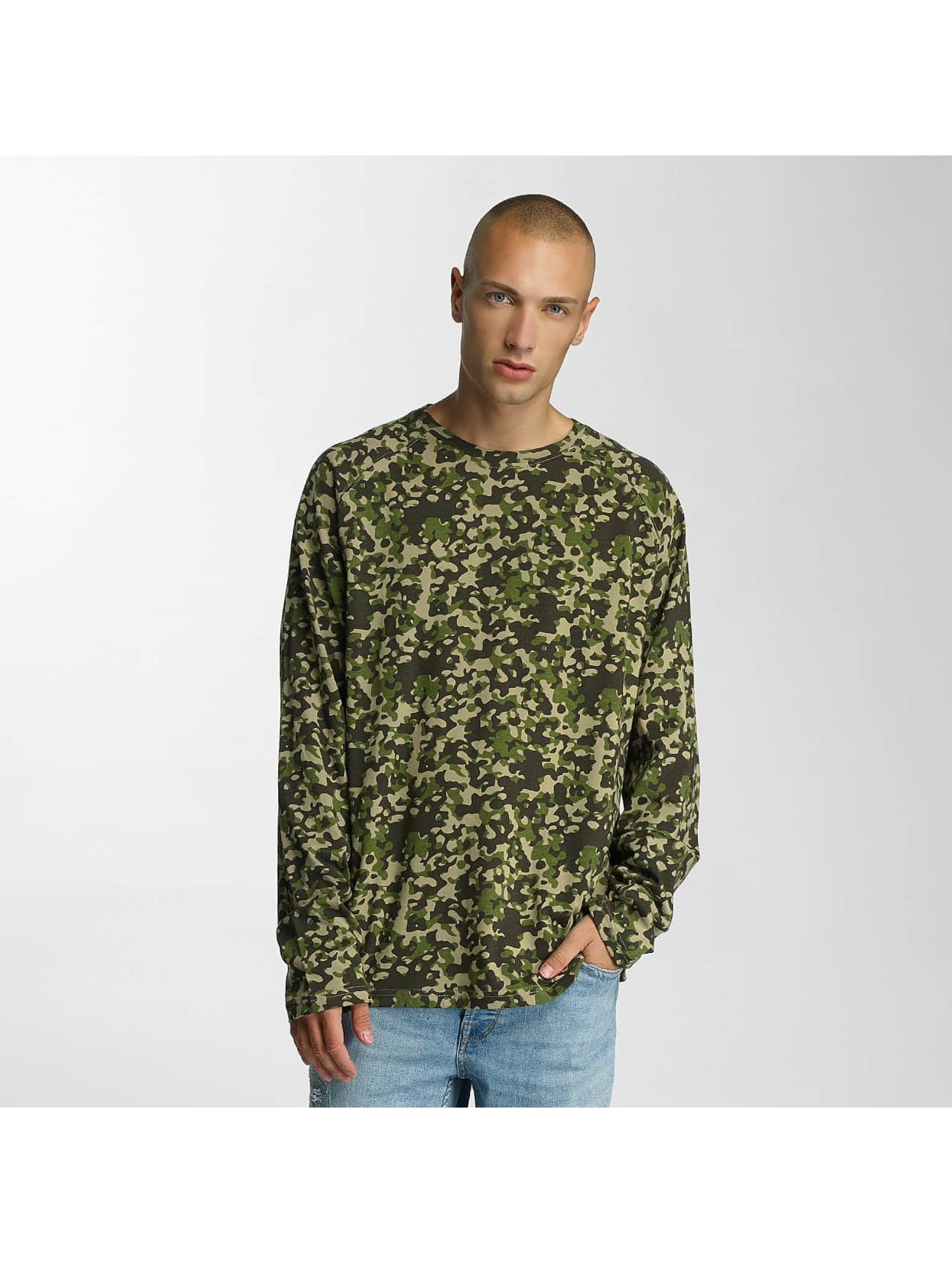 Cyprime / Longsleeve Basic in camouflage S