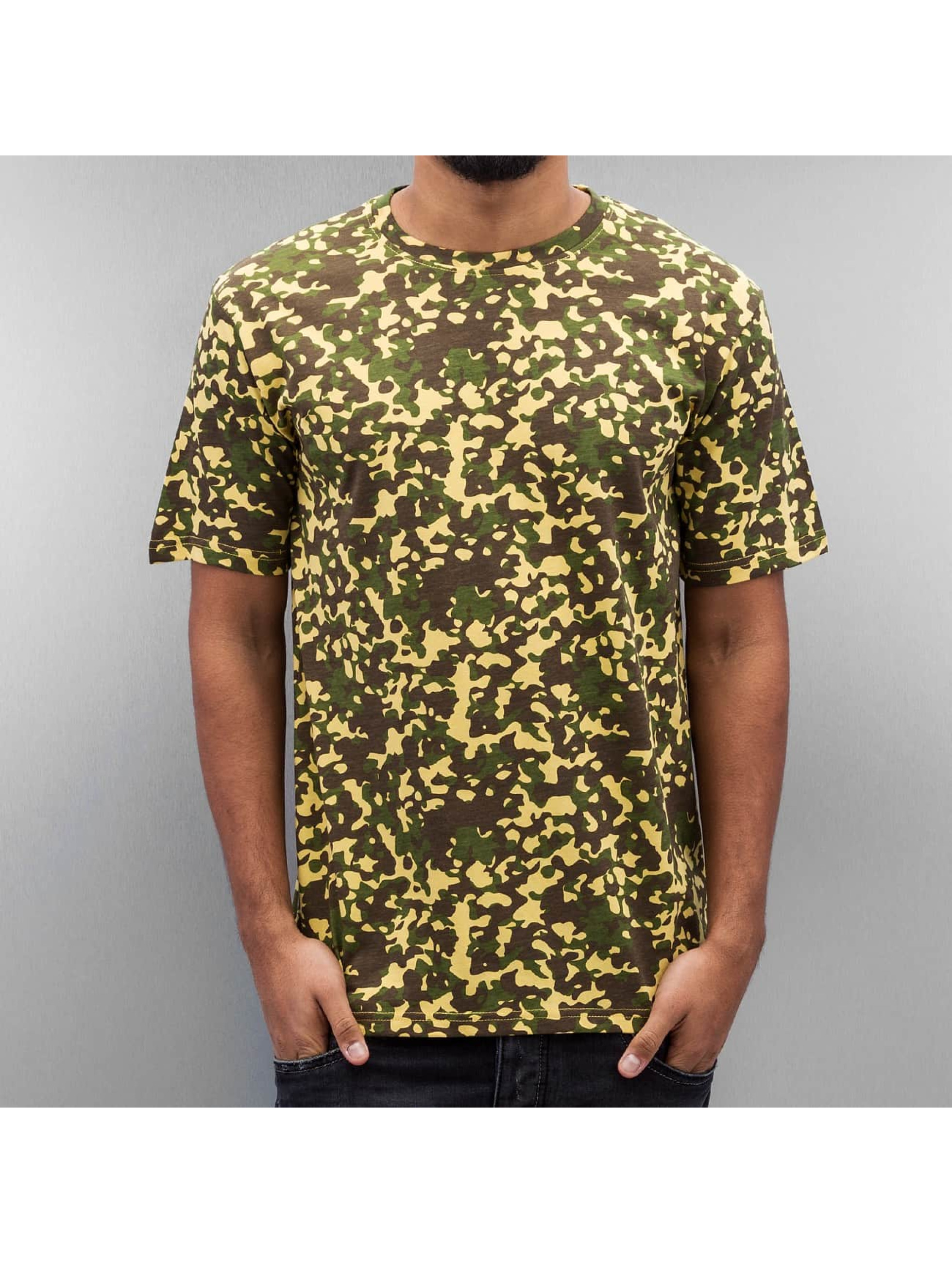 Cyprime / T-Shirt Segundo in camouflage S