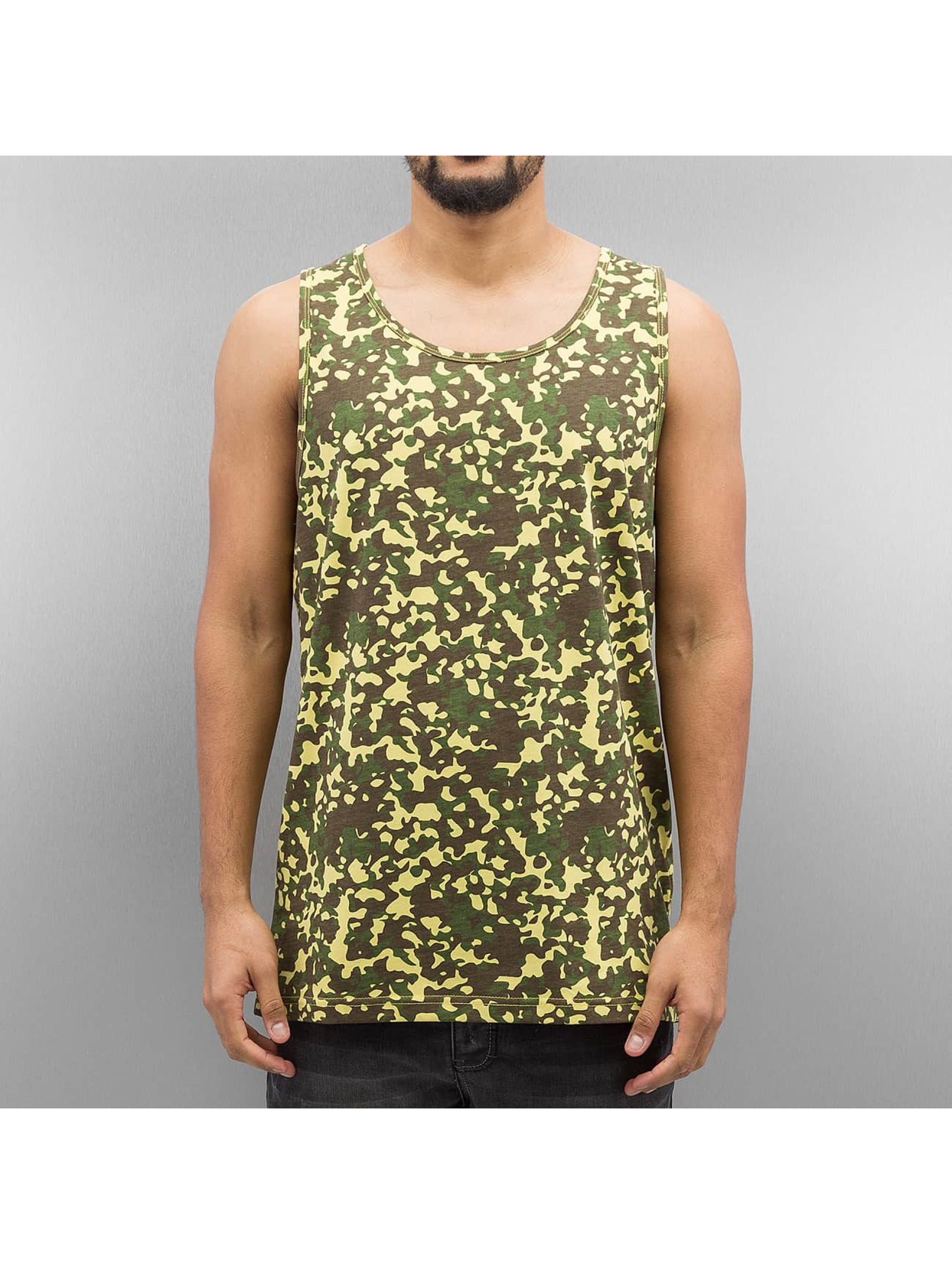 Cyprime / Tank Tops Tank Top in camouflage M