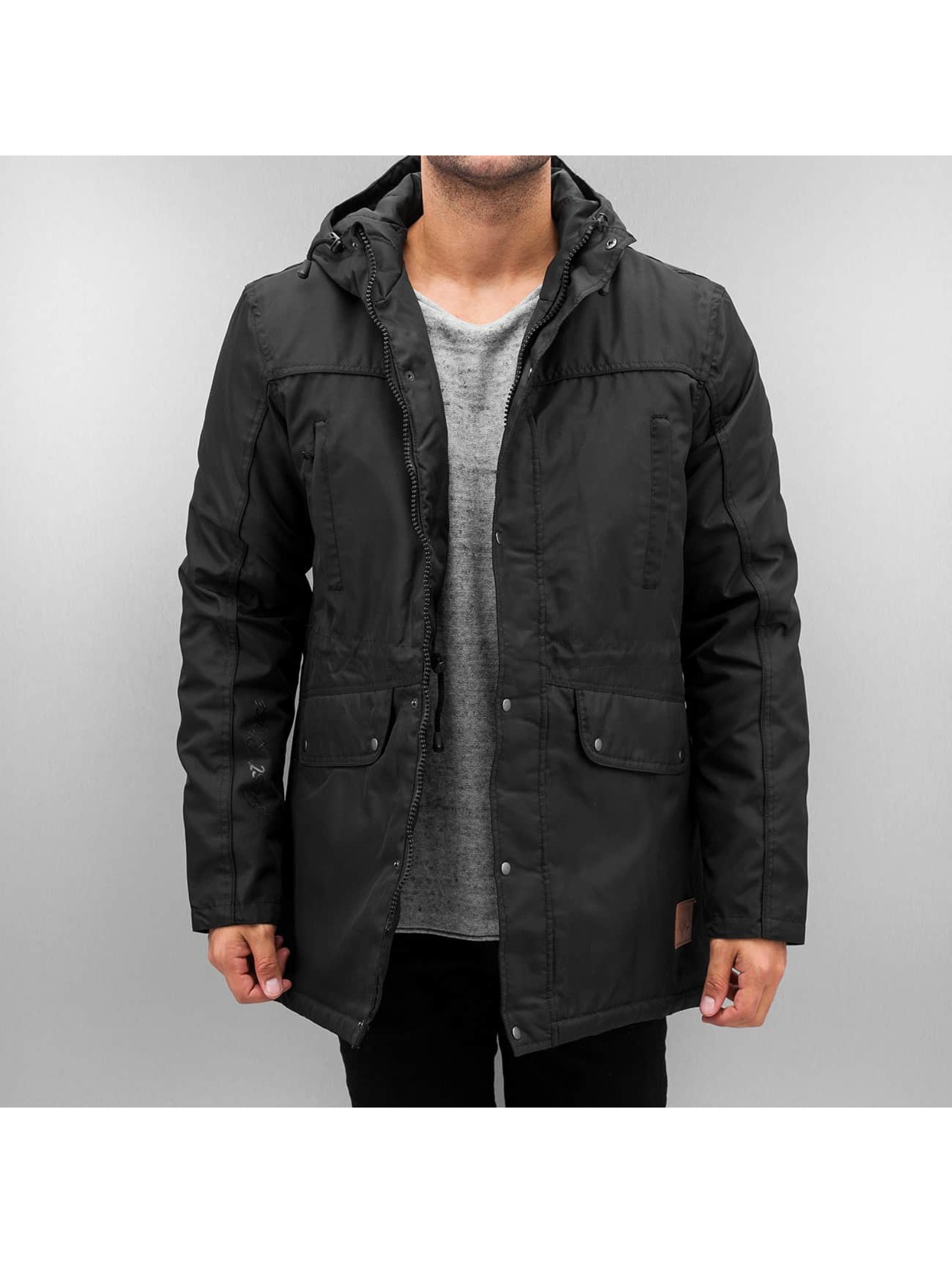 Just Rhyse / Winter Jacket Winter in black XL