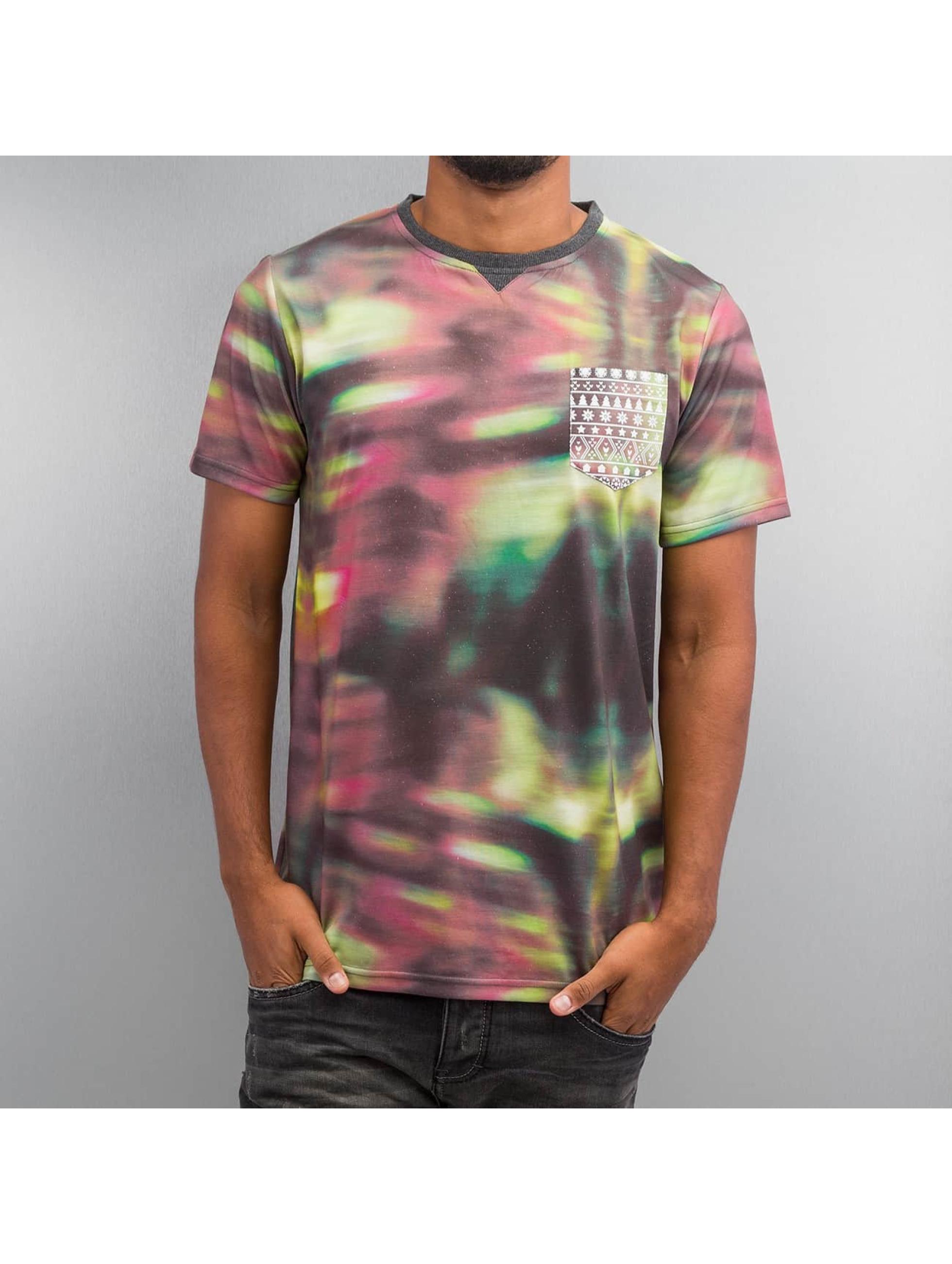Just Rhyse Männer T-Shirt Digital in bunt