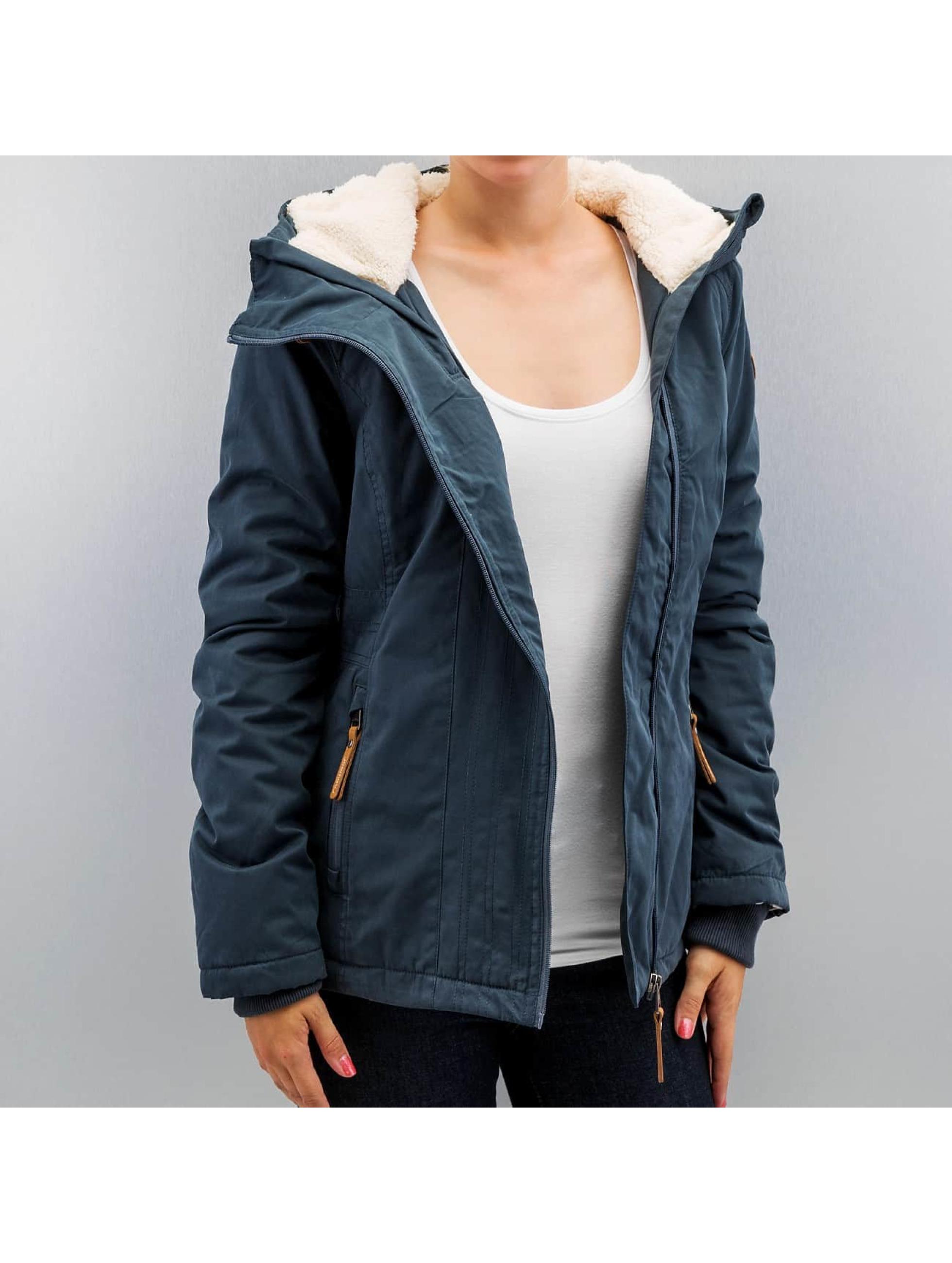 Ragwear Blend Jacket Stone Blue