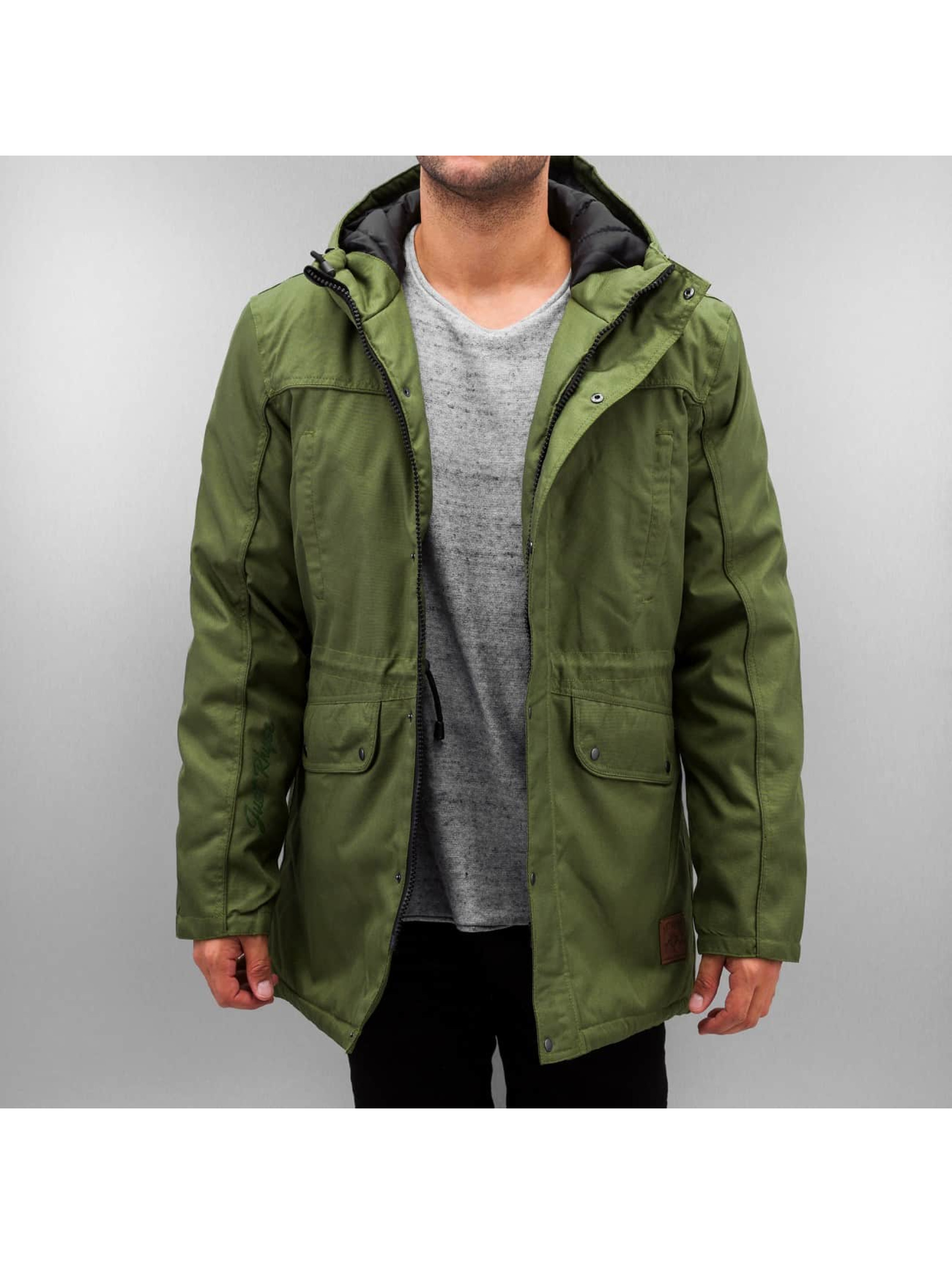 Just Rhyse / Winter Jacket Winter in olive XL