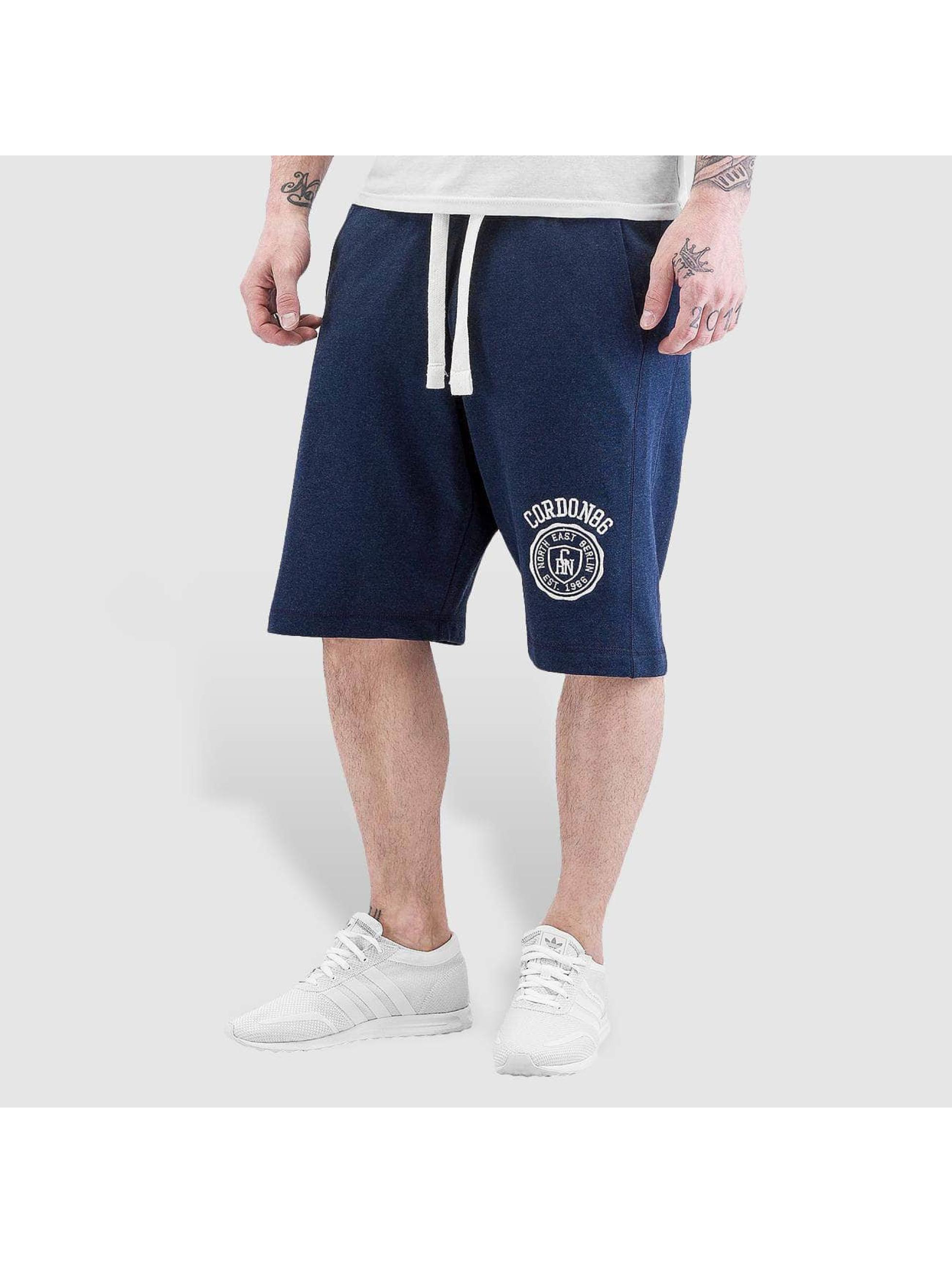 Cordon Männer Shorts Tim in blau - broschei