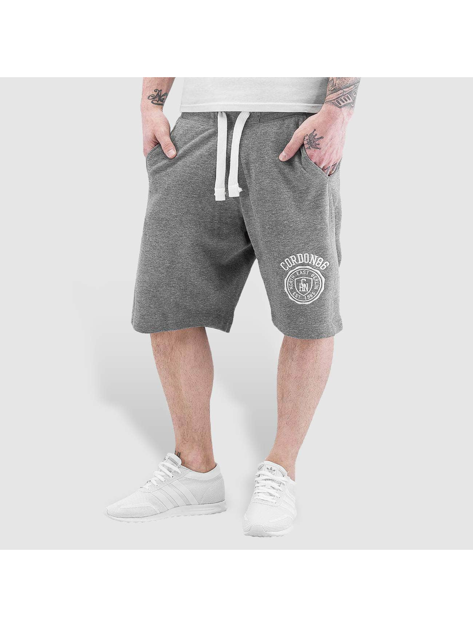 Cordon Männer Shorts Tim in grau