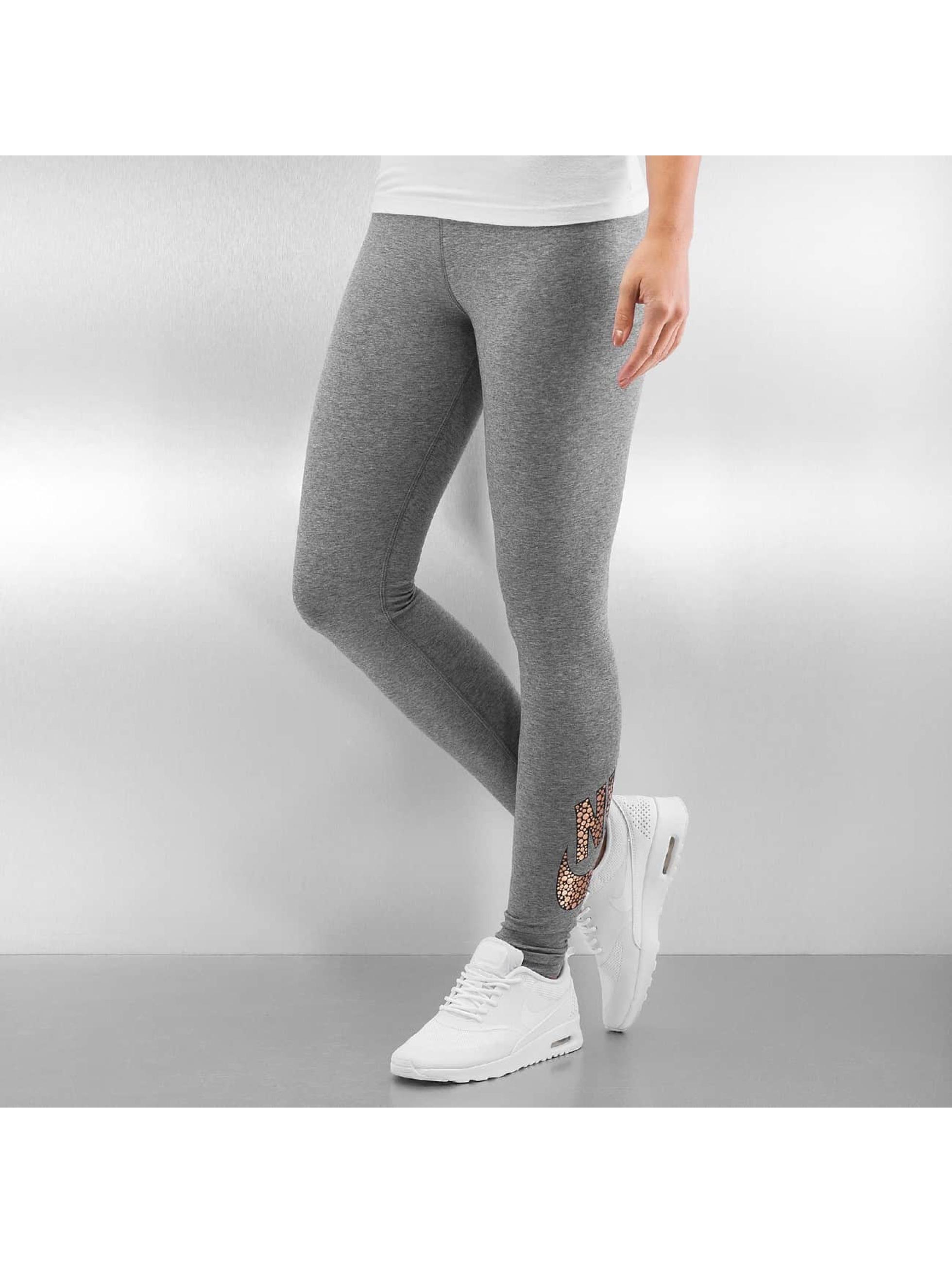 Nike Frauen Legging Sportswear in grau