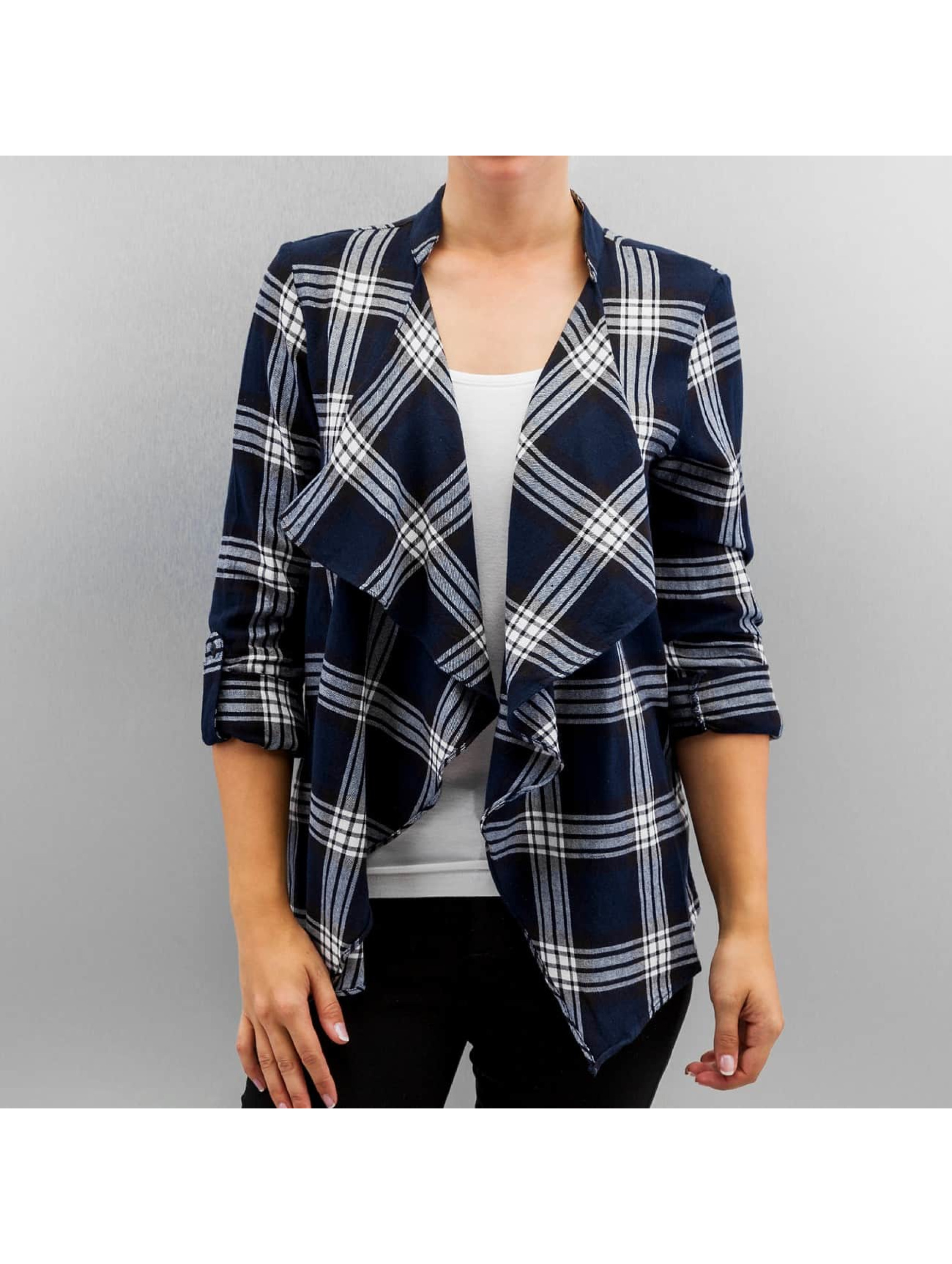 Noisy May Frauen Blazer NMErik in blau