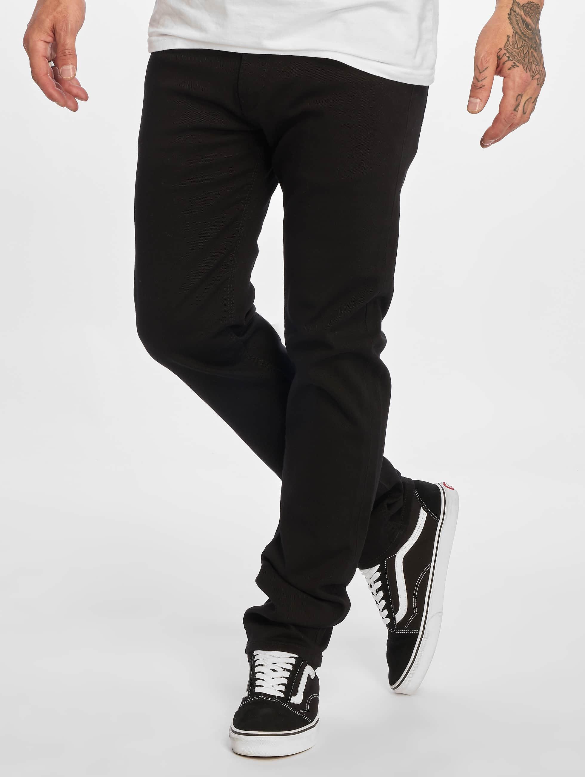 Reell Jeans Männer Skinny Jeans Skin II in schwarz