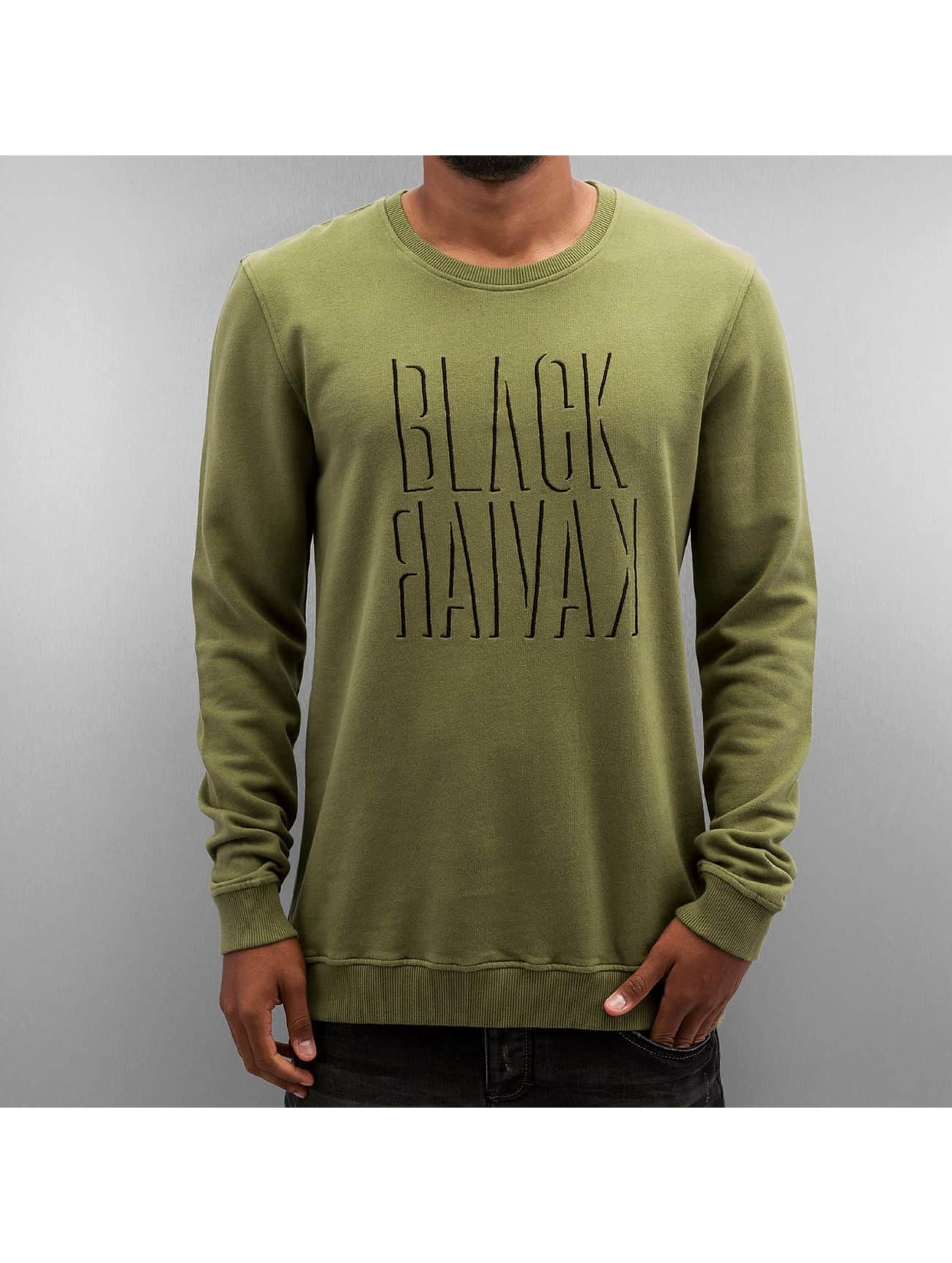 Black Kaviar Männer Pullover Kalti in khaki