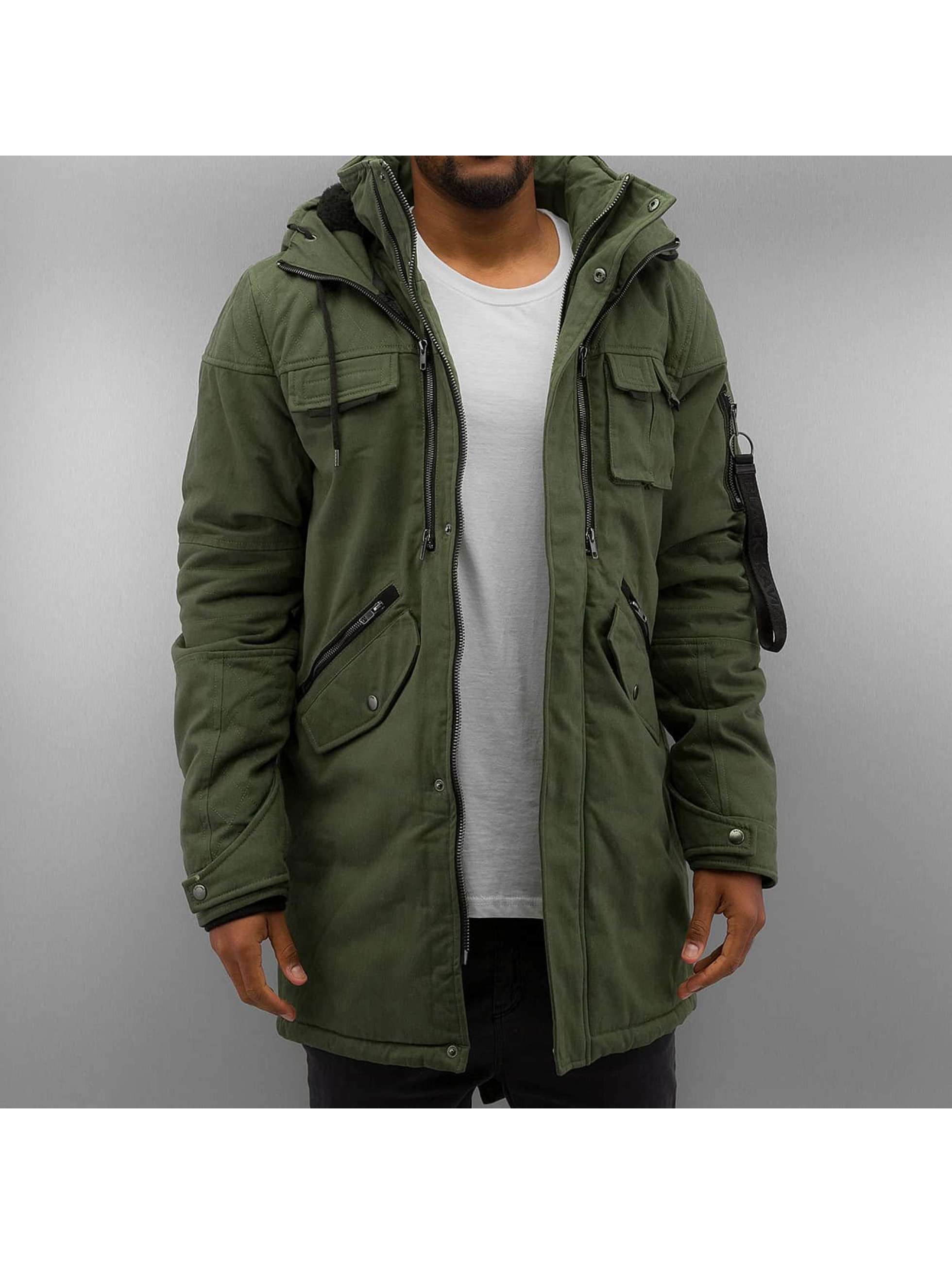 Black Kaviar Mower Jacket Khaki