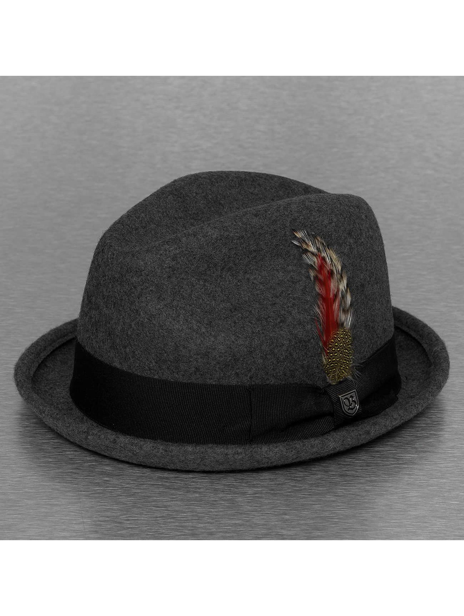 Brixton Männer,Frauen Hut Gain in grau