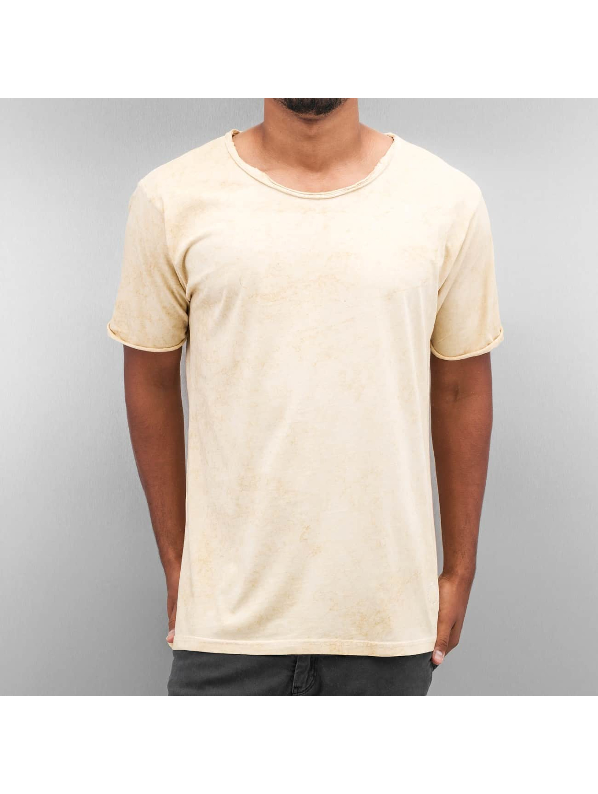 Yezz Männer T-Shirt Marble in beige