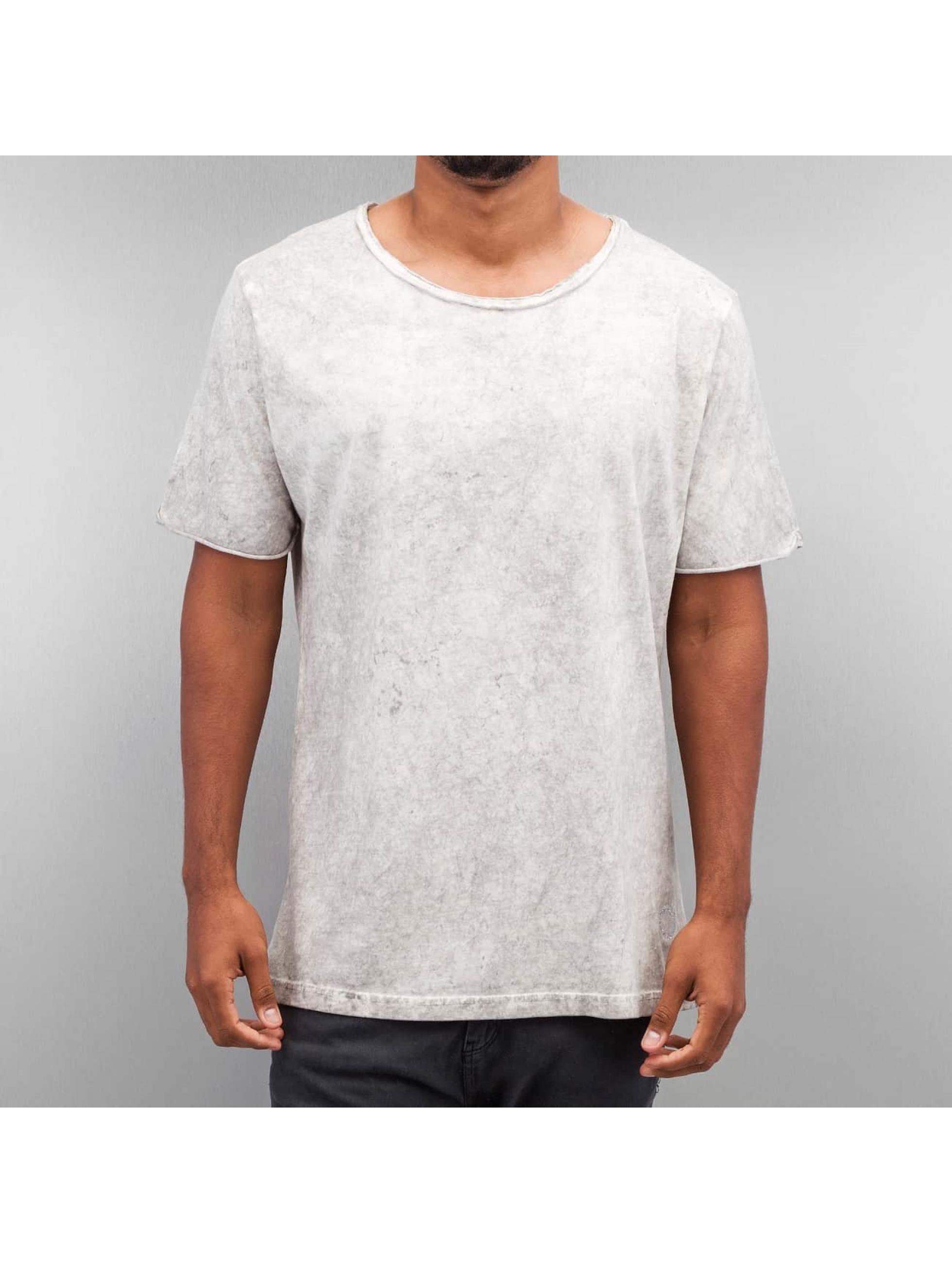 Yezz Männer T-Shirt Marble in grau