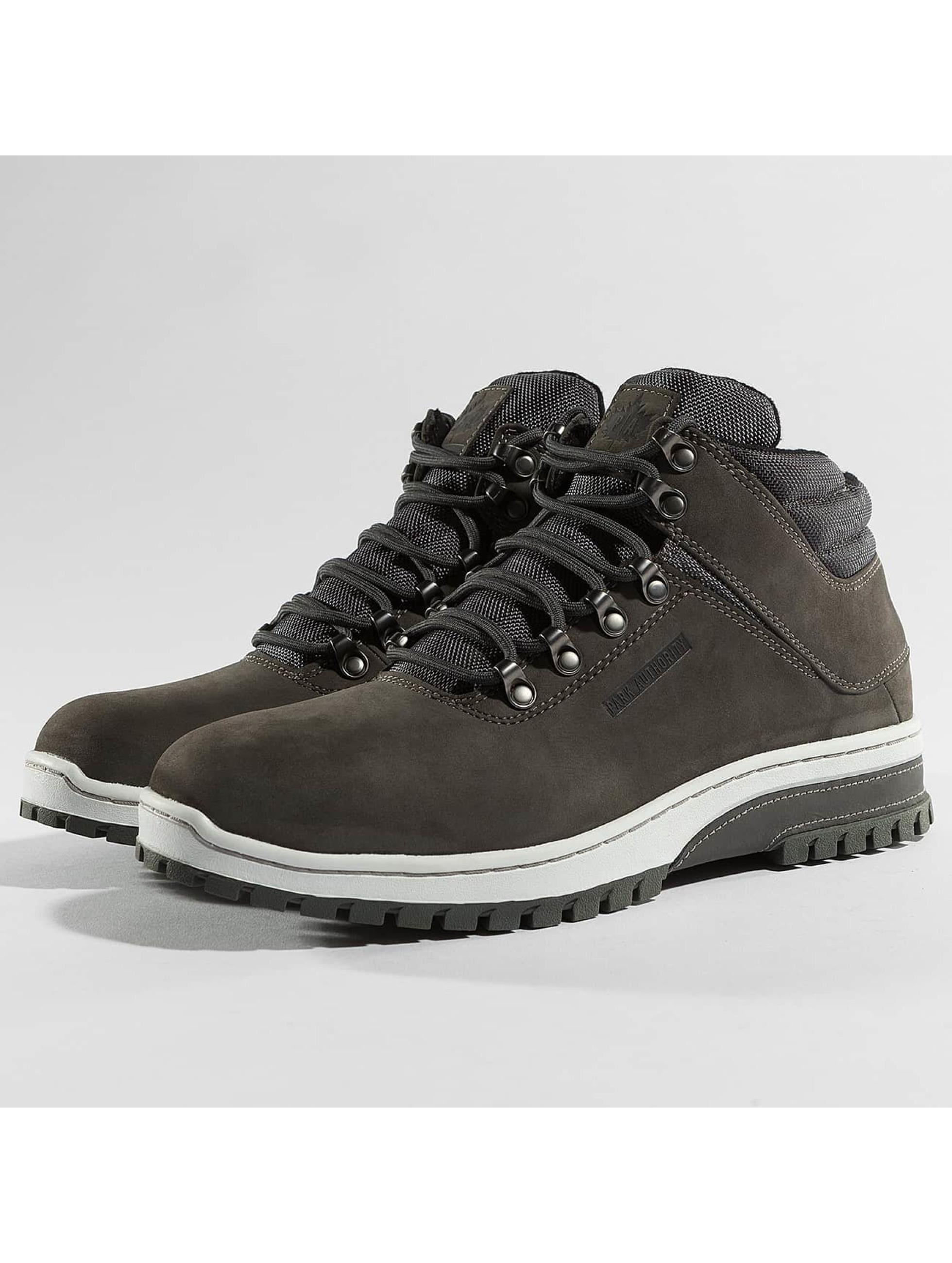 K1X Männer Boots H1ke Territory in grau