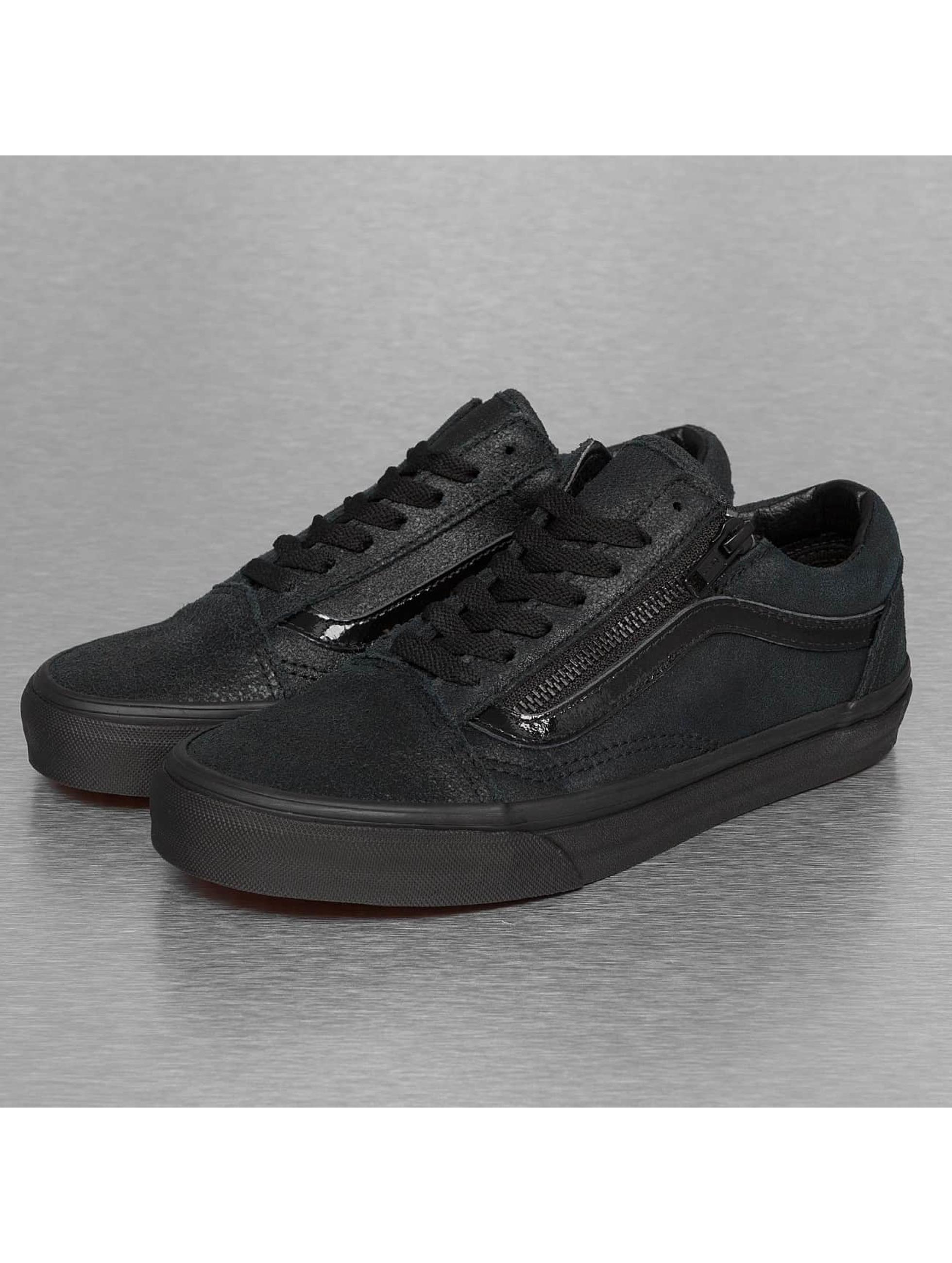 Schipkau Angebote Vans Frauen Sneaker Old Skool Zip in schwarz