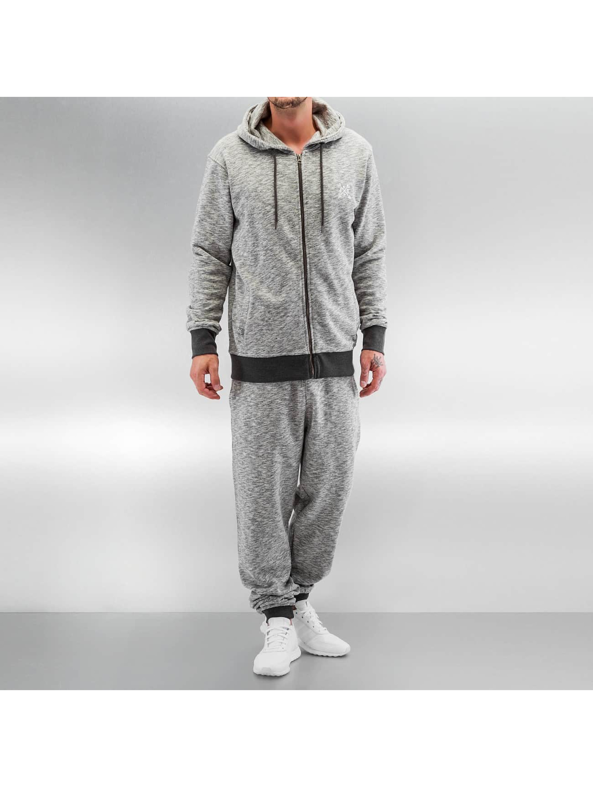 Just Rhyse Holm Sweat Suit Dark Grey