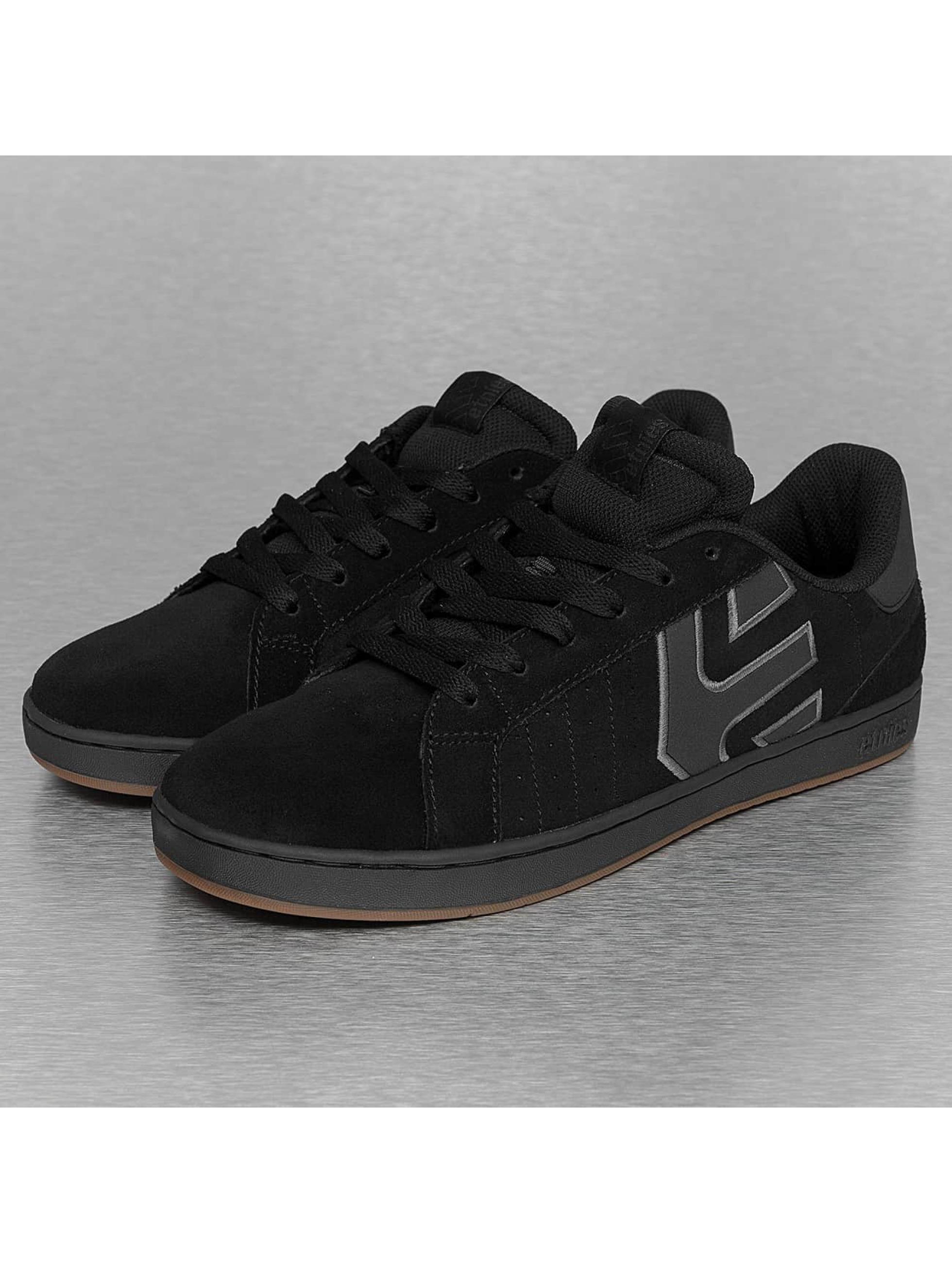 Etnies Männer Sneaker Fader LS Low Top in schwarz