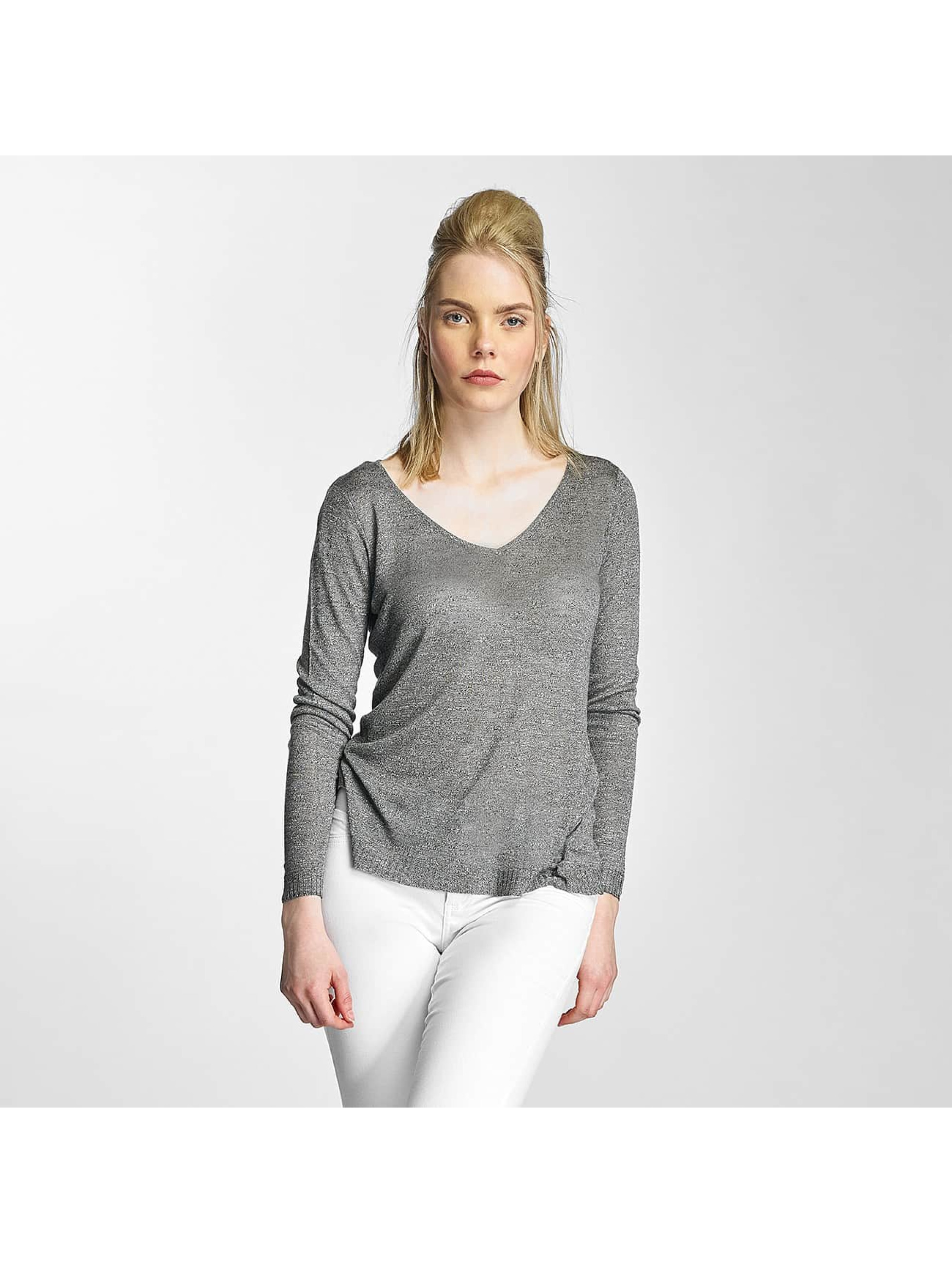 Only Frauen Pullover onlLucinda in grau