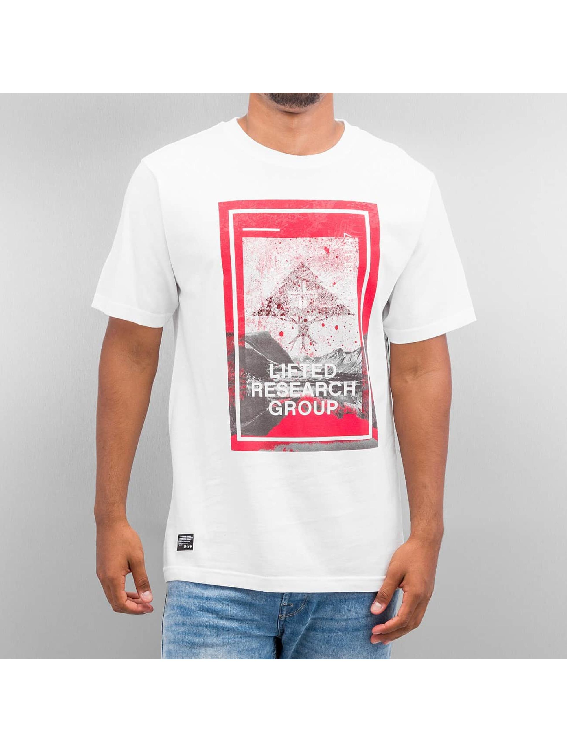 LRG Männer T-Shirt Stellar Scape in weiß