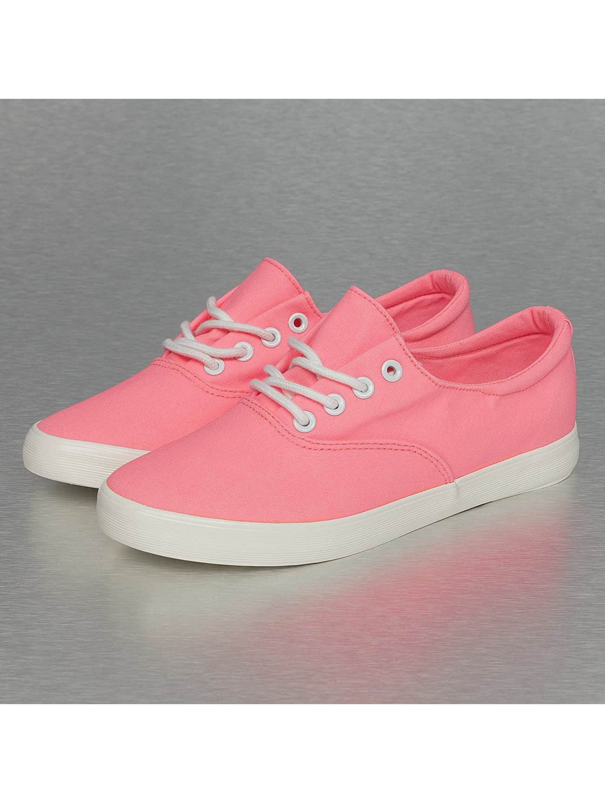 Jumex Frauen Sneaker Summer in rosa