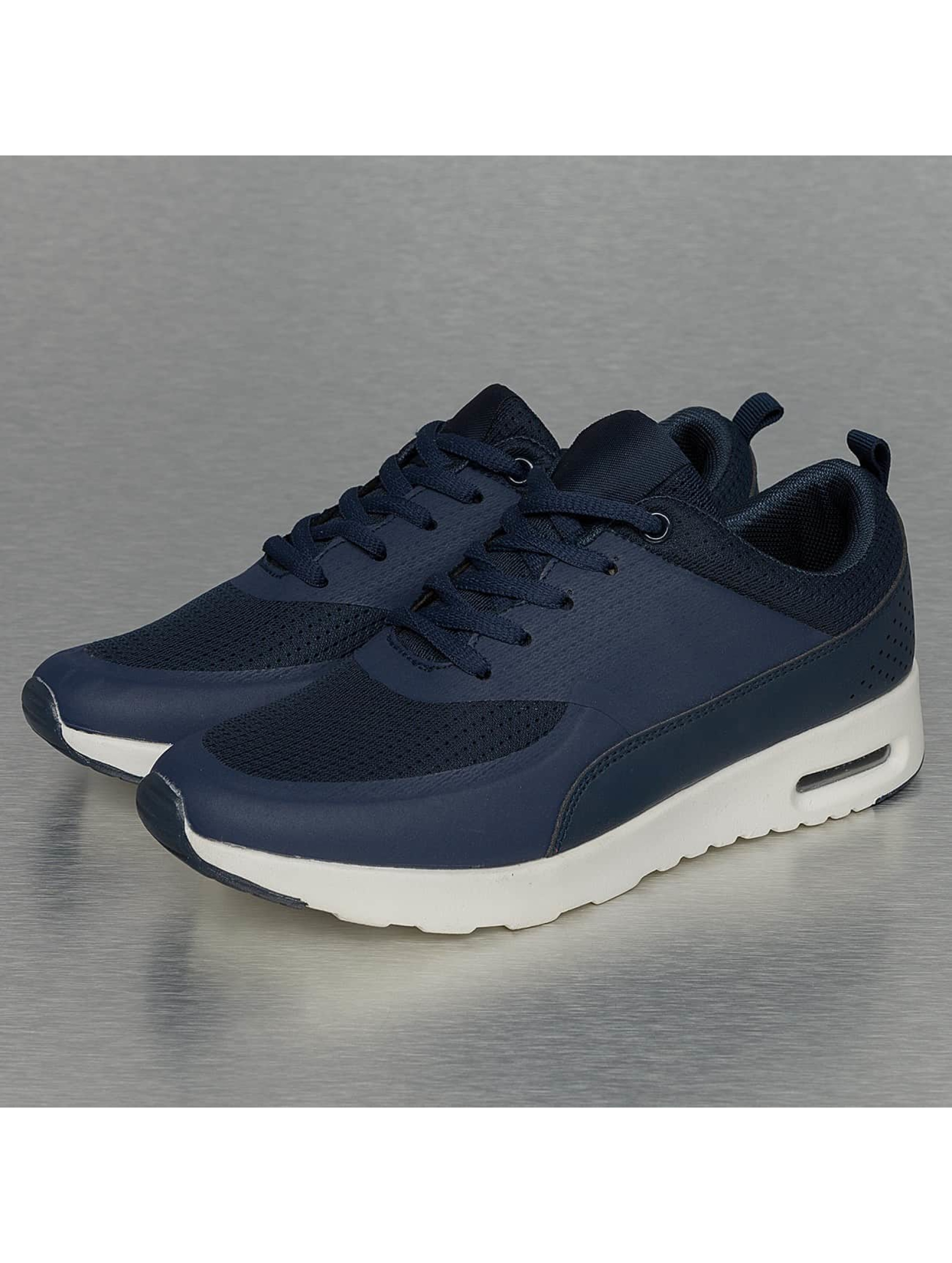 Jumex Frauen Sneaker Basic Sport in blau