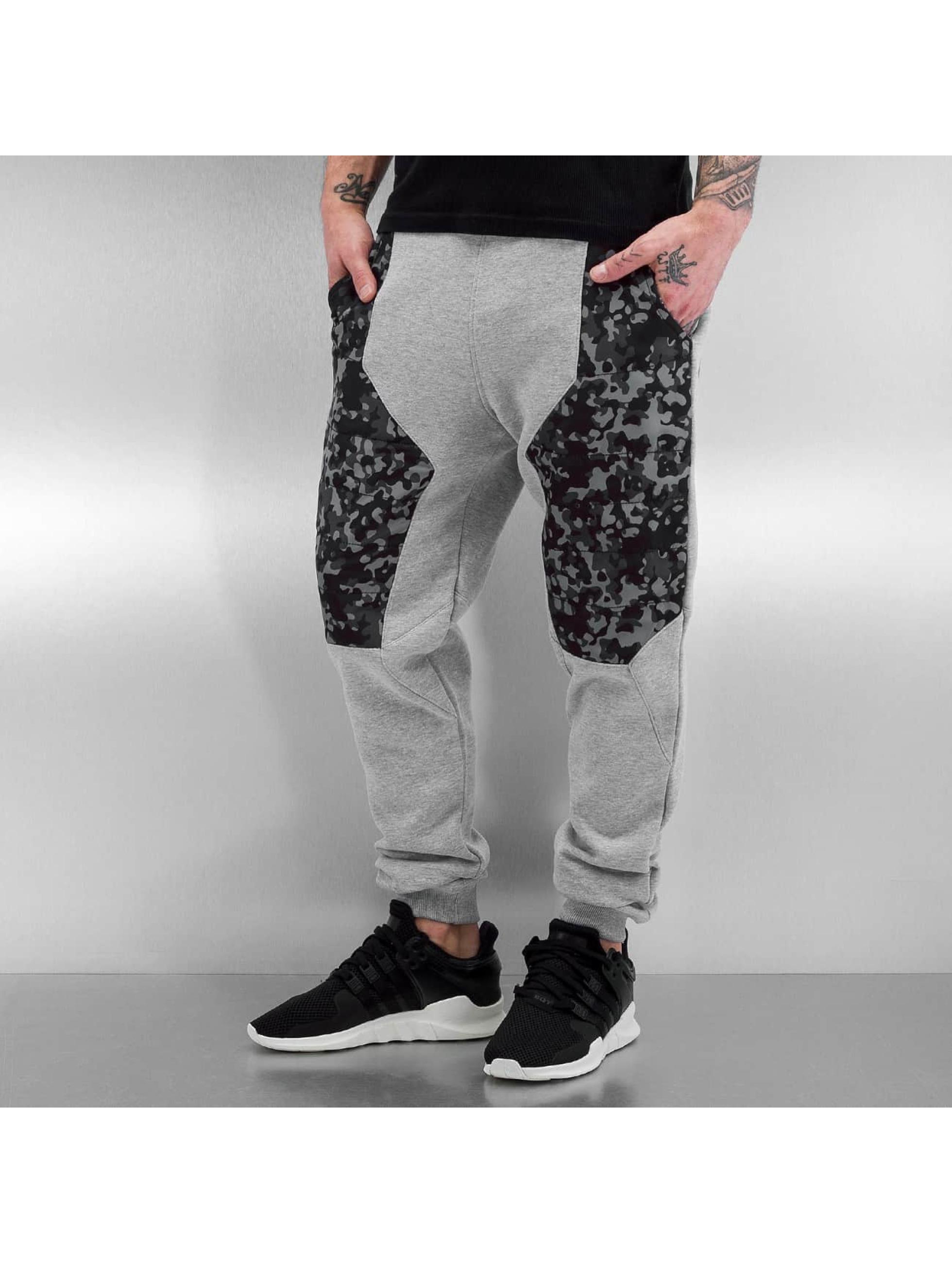Dangerous DNGRS / Sweat Pant Warrior in grey L
