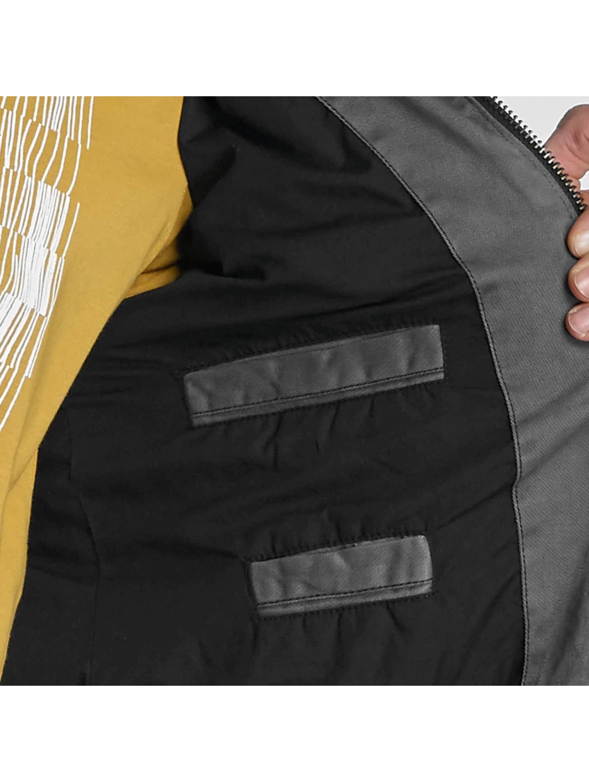Cordon Männer Lederjacke Eric in schwarz