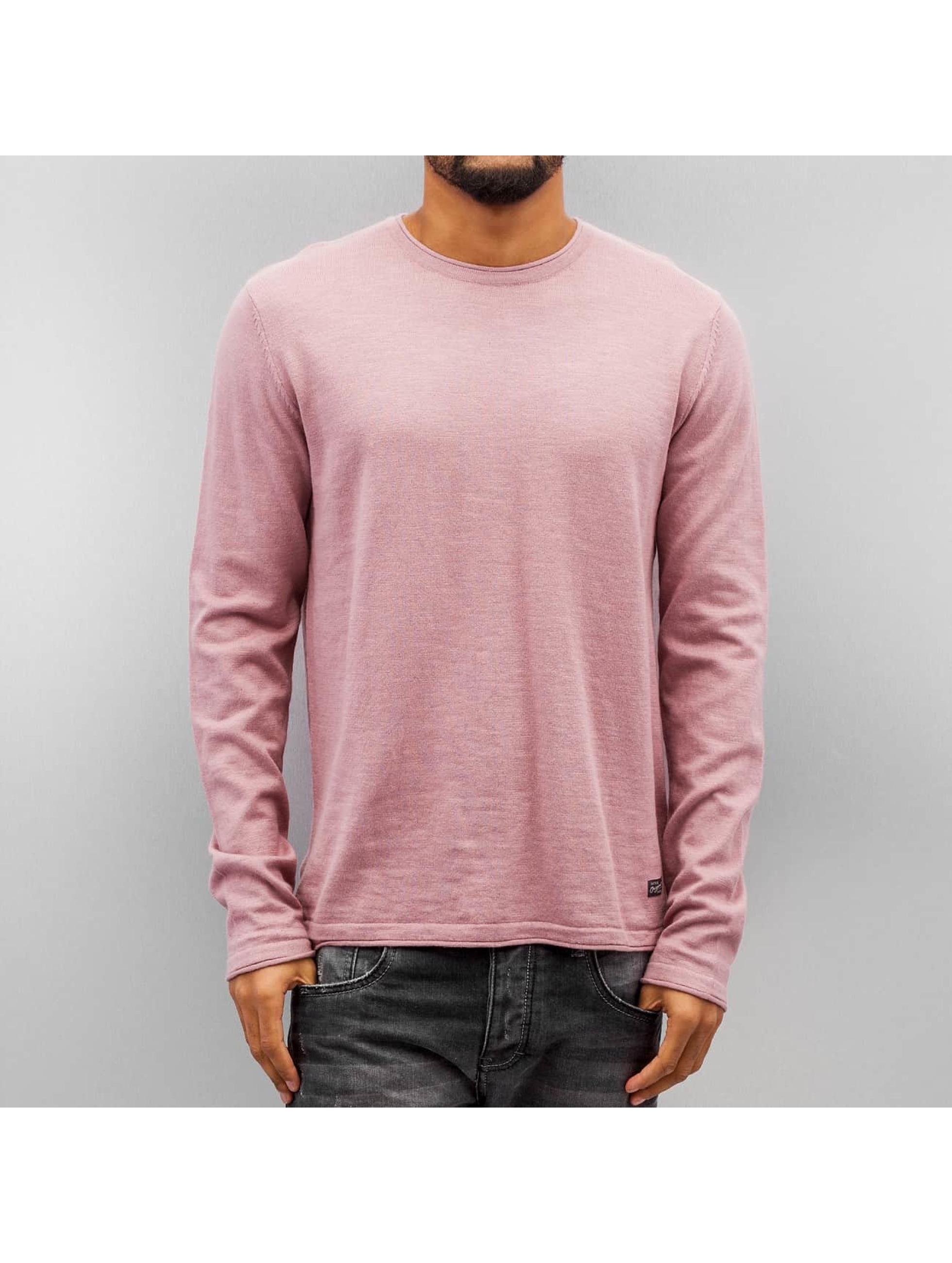 Jack & Jones jorAbner Knit Sweatshirt Deauville Mauve Sale Angebote