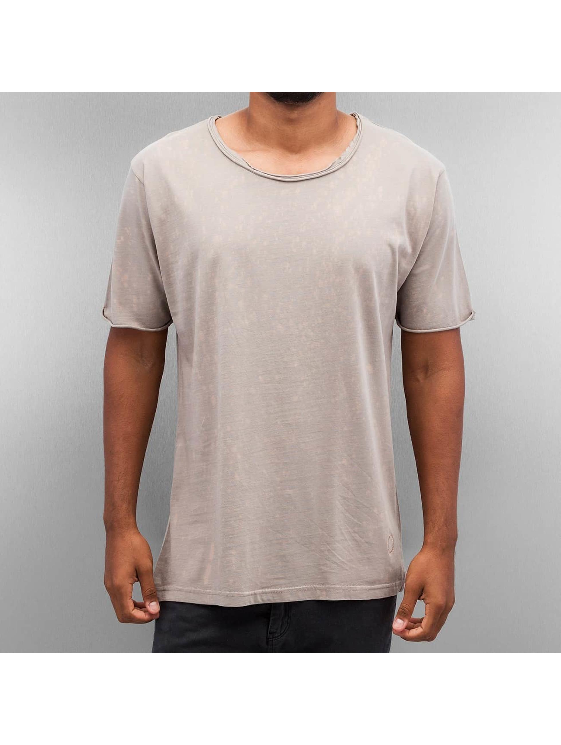 Yezz Männer T-Shirt Splash in grau