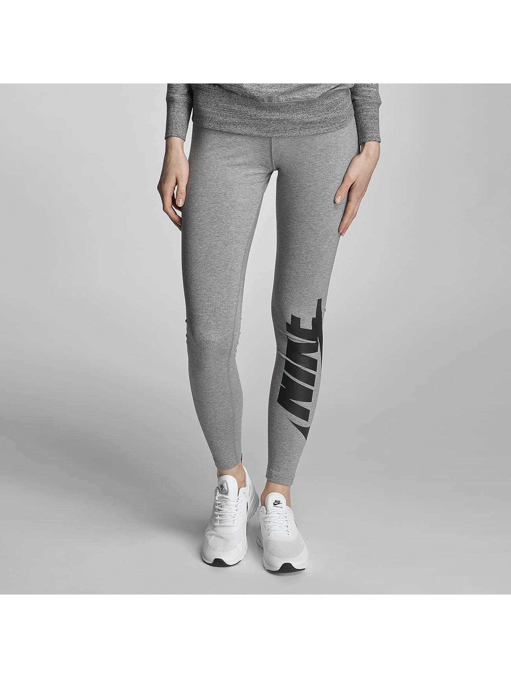 Nike Frauen Legging W NSW Irreverent in grau