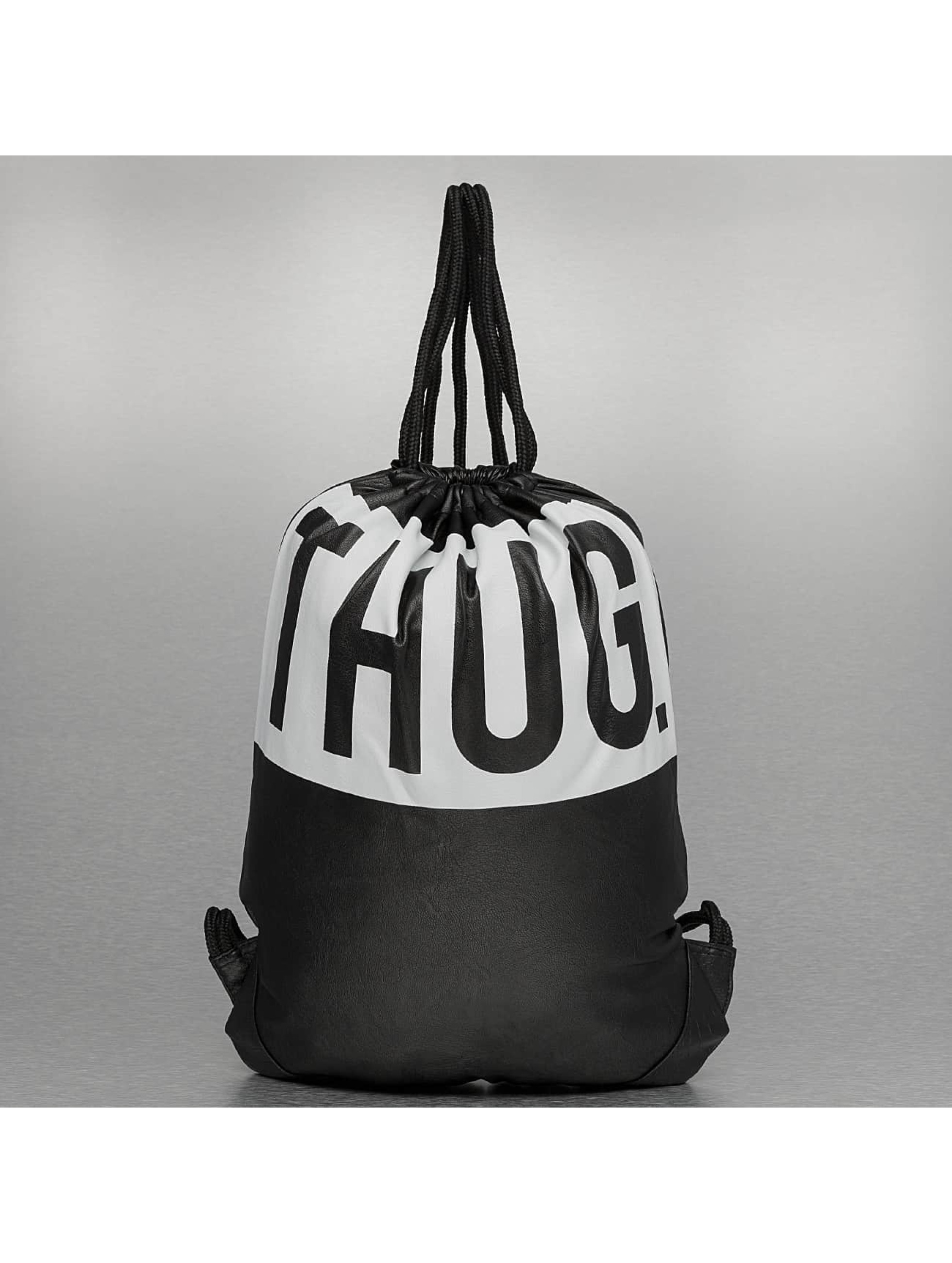 Thug Life / Pouch THUG. in black One Size