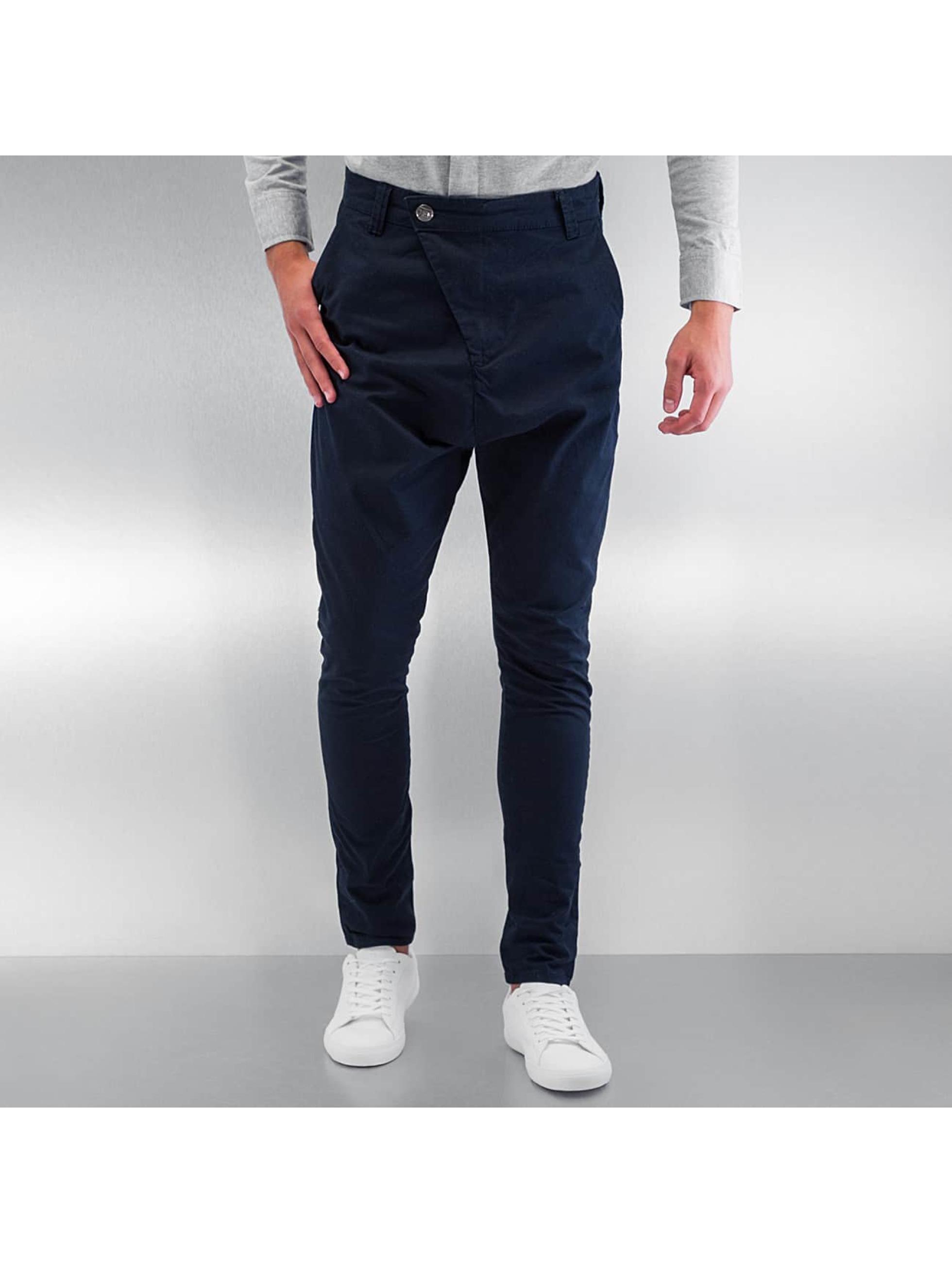 DEF Antifit Chino Pants Blue Sale Angebote Döbern