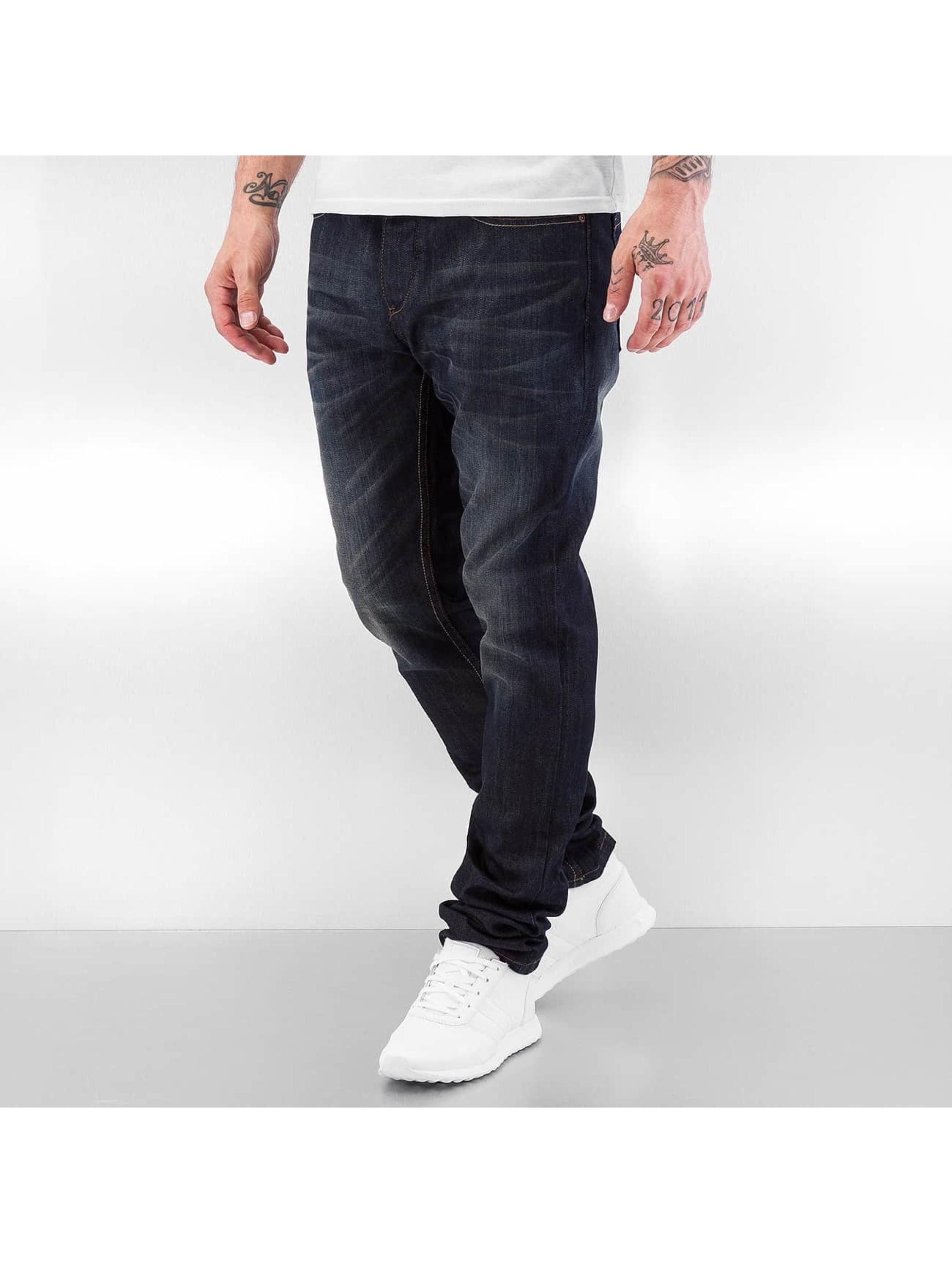 ID Denim Männer Skinny Jeans Almaty in blau