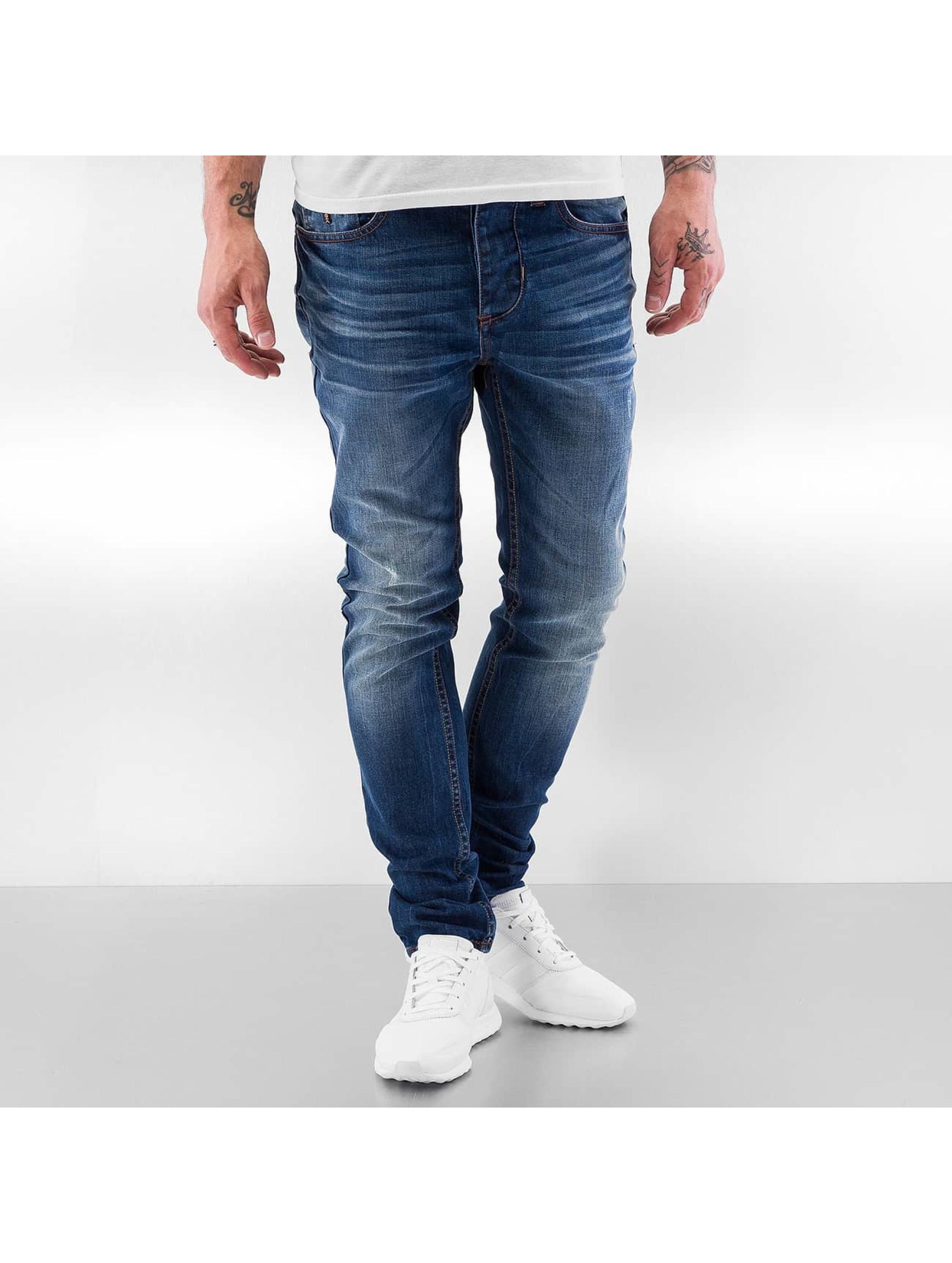 ID Denim Männer Skinny Jeans Astana in blau