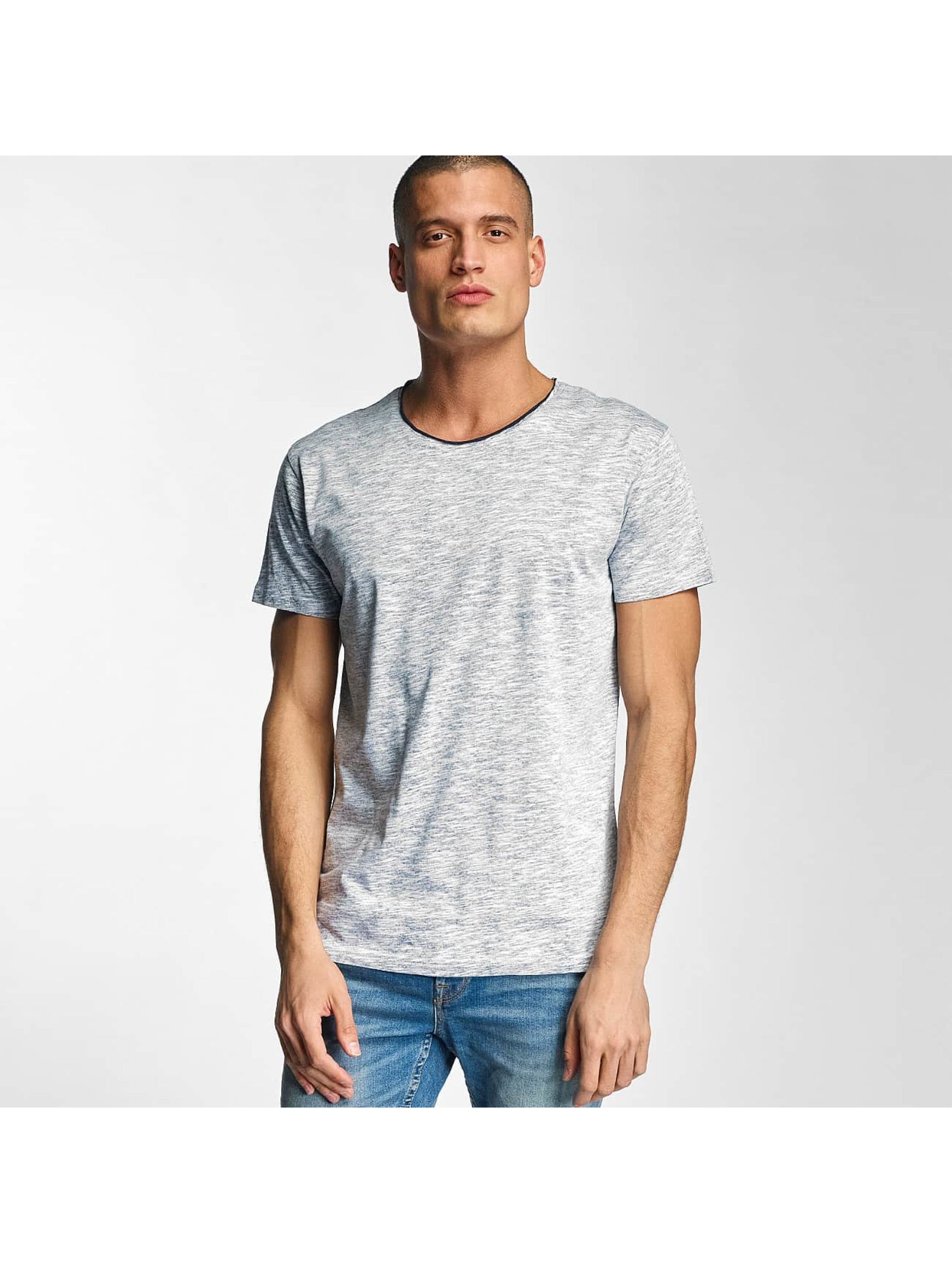 Solid Männer T-Shirt Hamelin in blau