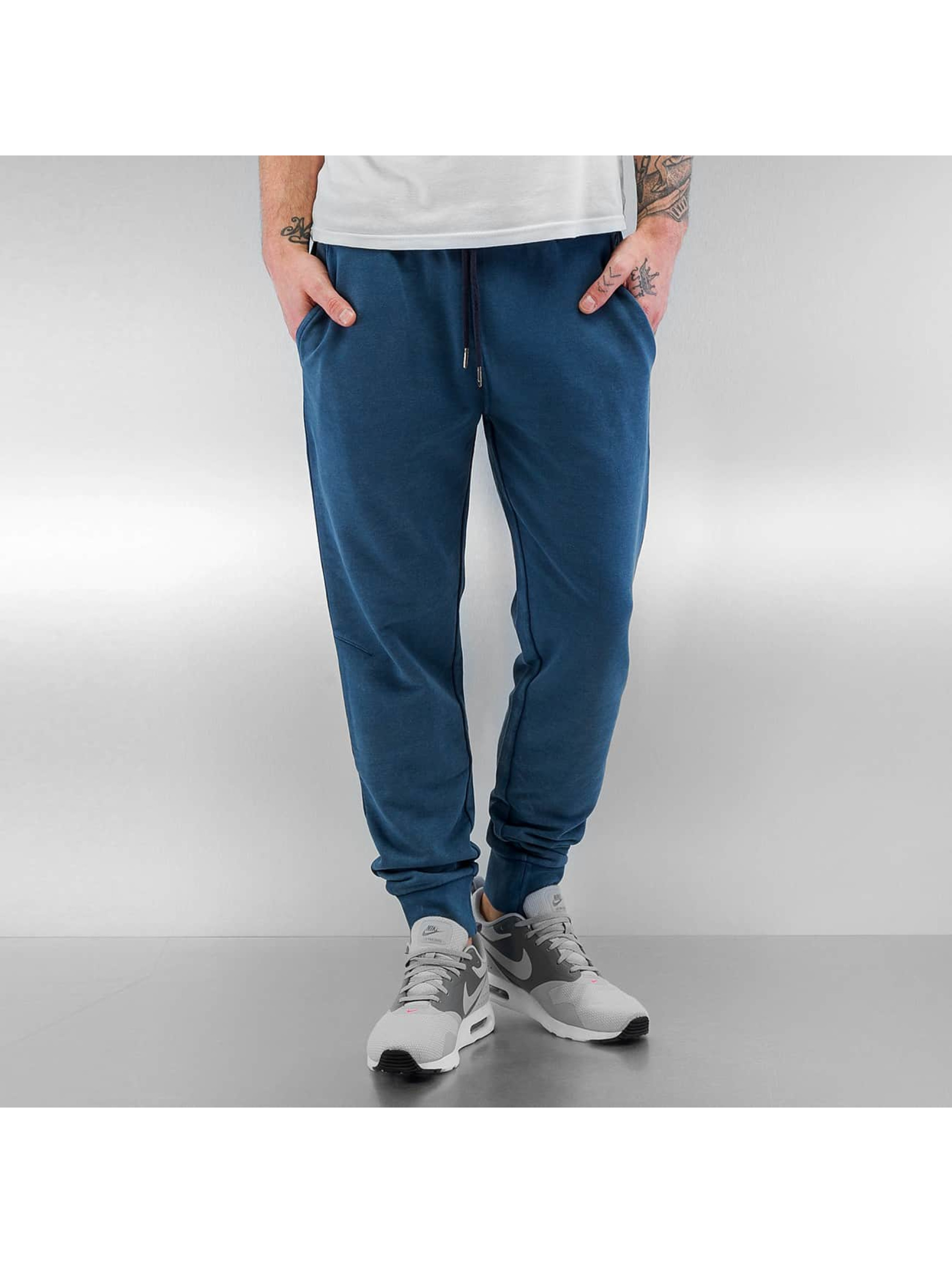 SHINE Original Männer Jogginghose Basic in blau