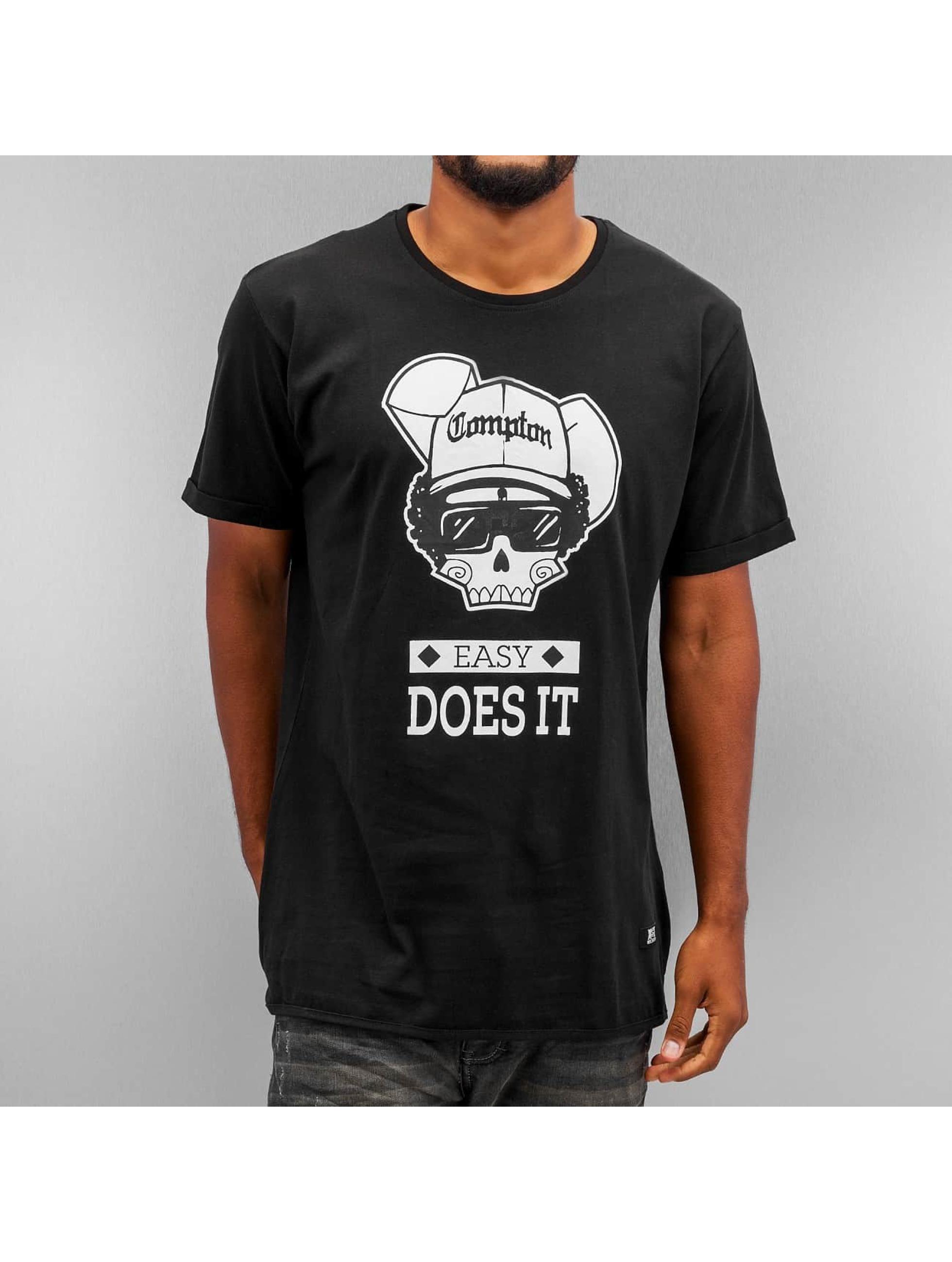 Who Shot Ya? Easy T-Shirt Black