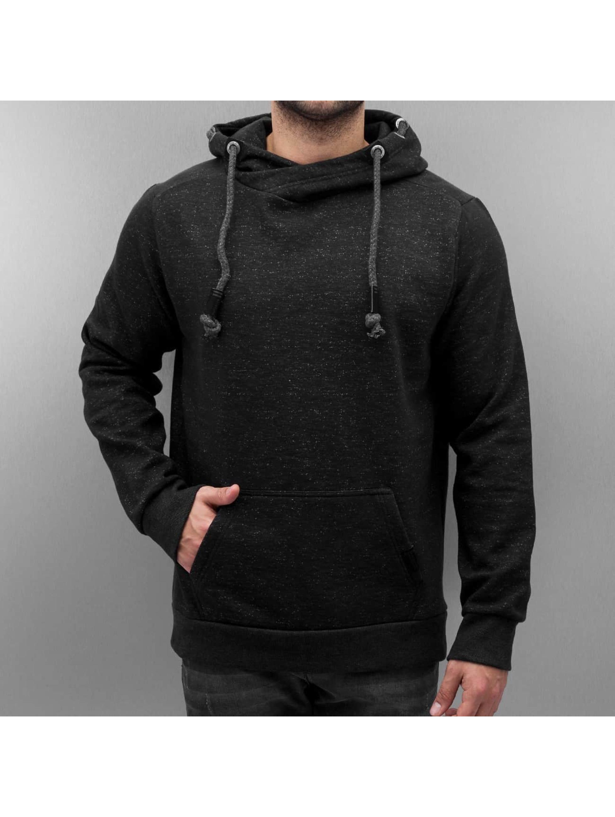 Authentic Style Männer Hoody Aiden in schwarz