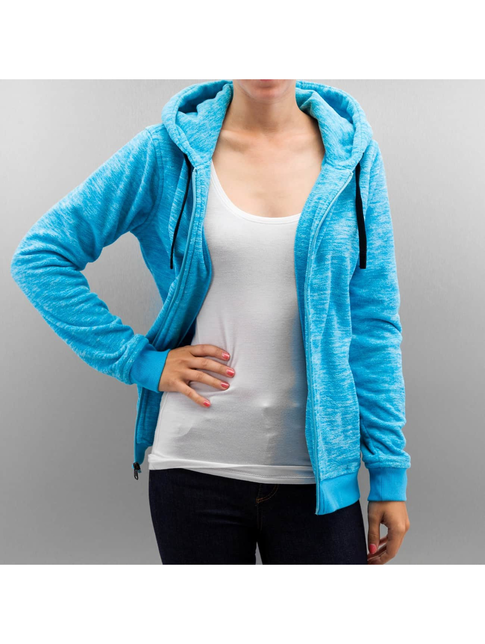 Authentic Style Frauen Übergangsjacke Gale in blau