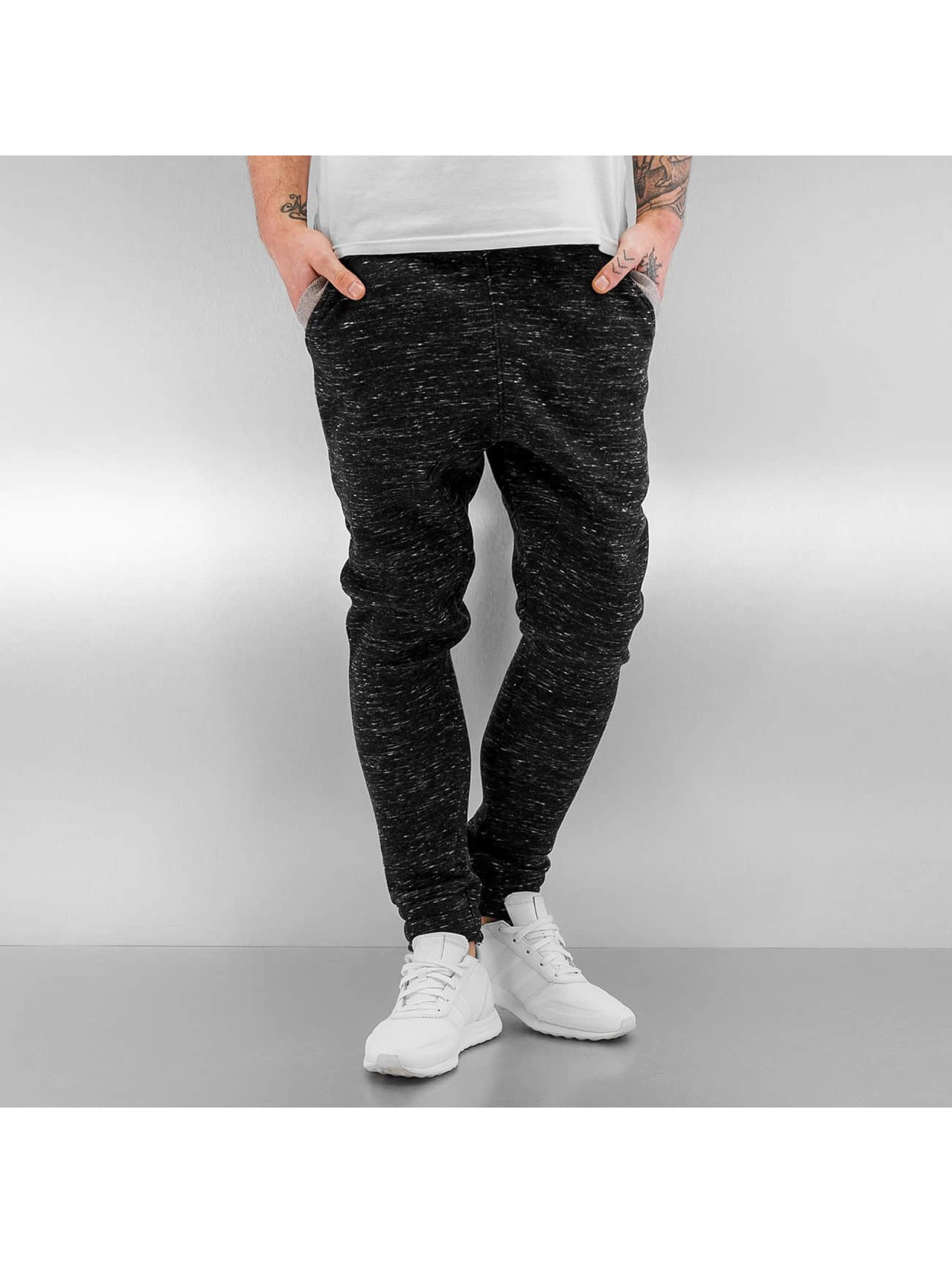 Just Rhyse / Sweat Pant Manzanita in black 2XL