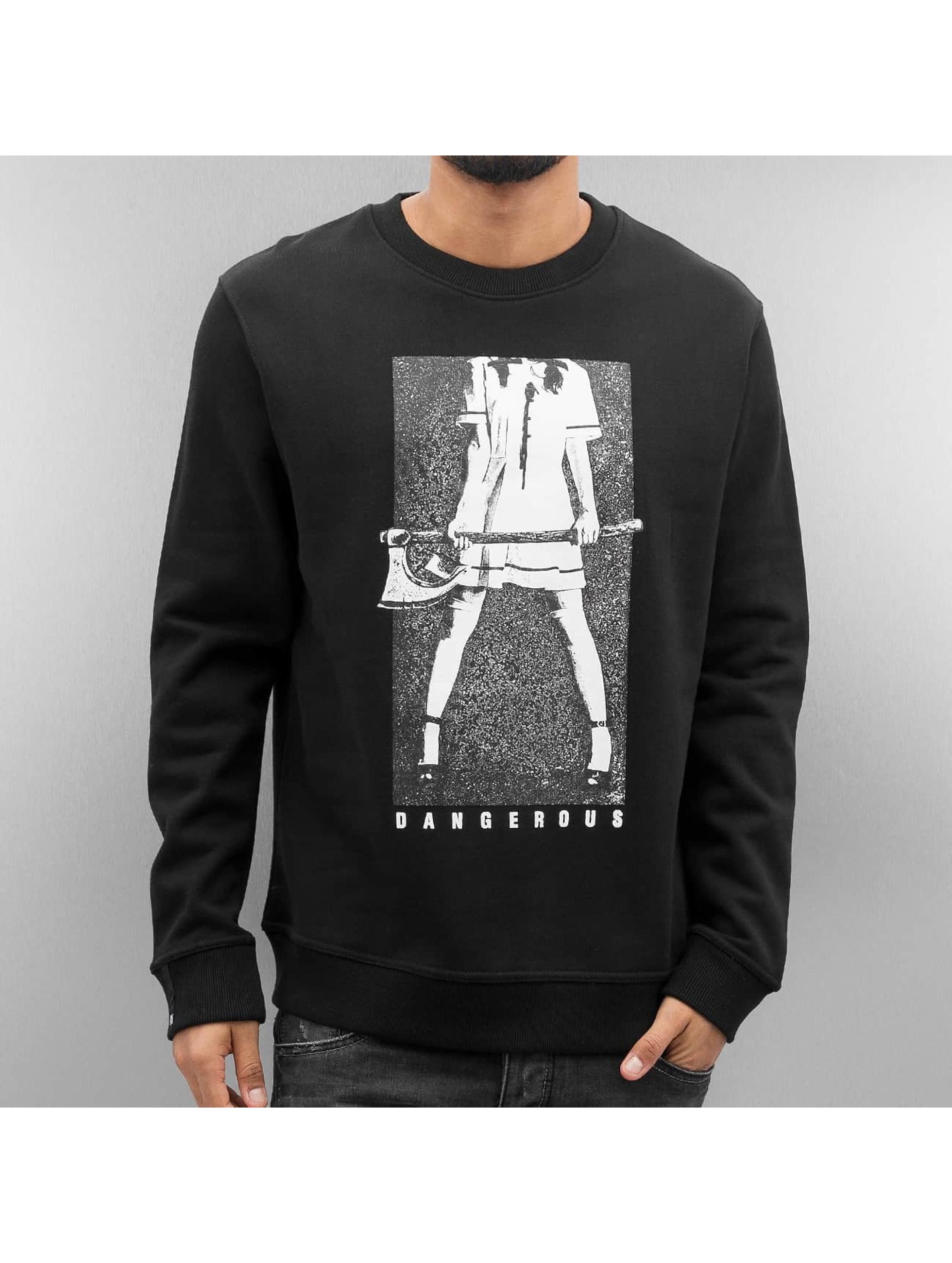 Dangerous DNGRS Headless Sweatshirt Black