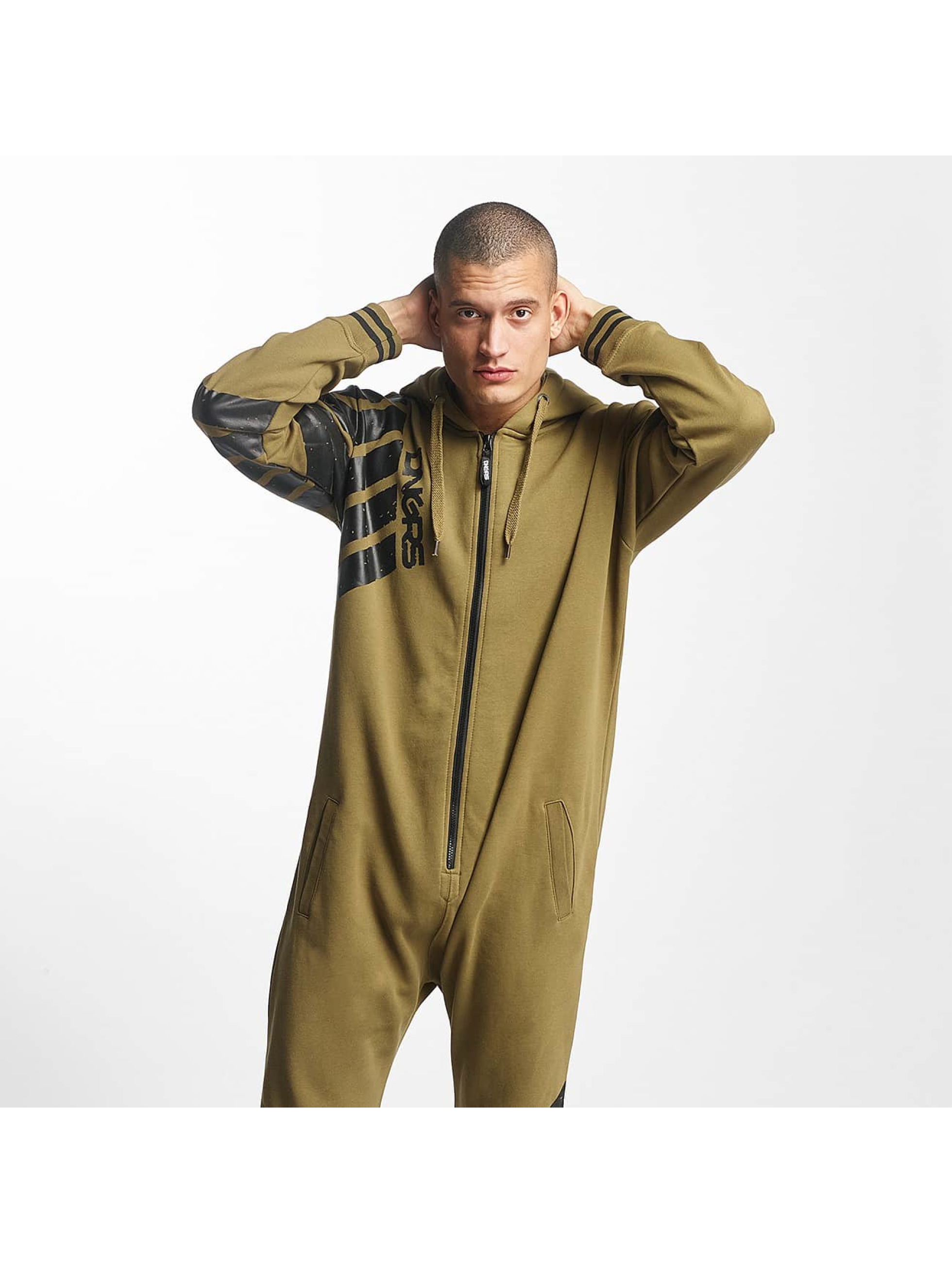 Dangerous DNGRS / Jumpsuits Statement in olive M/L