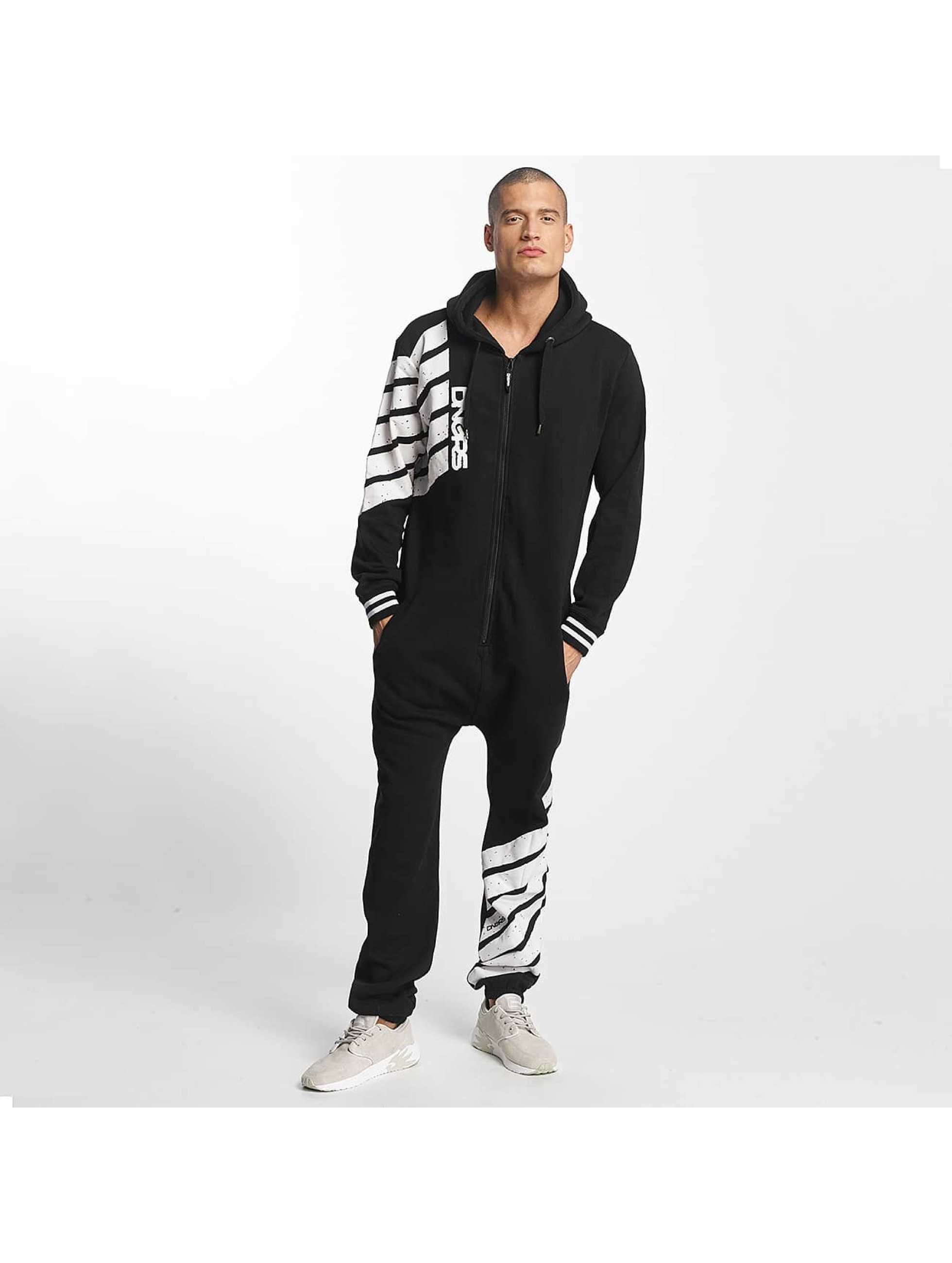 Dangerous DNGRS / Jumpsuits Statement in black XL / XXL