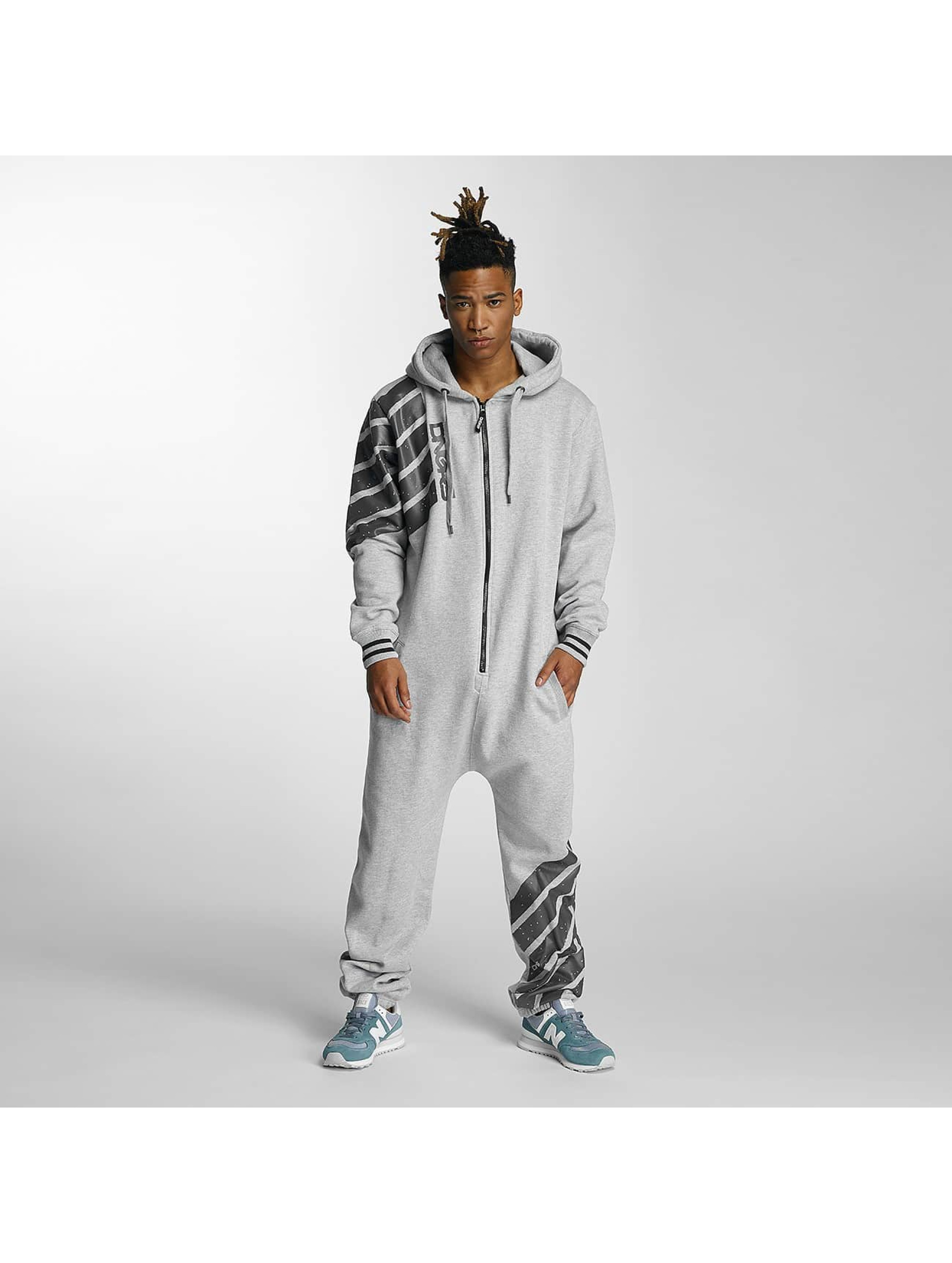 Dangerous DNGRS / Jumpsuits Statement in grey M/L