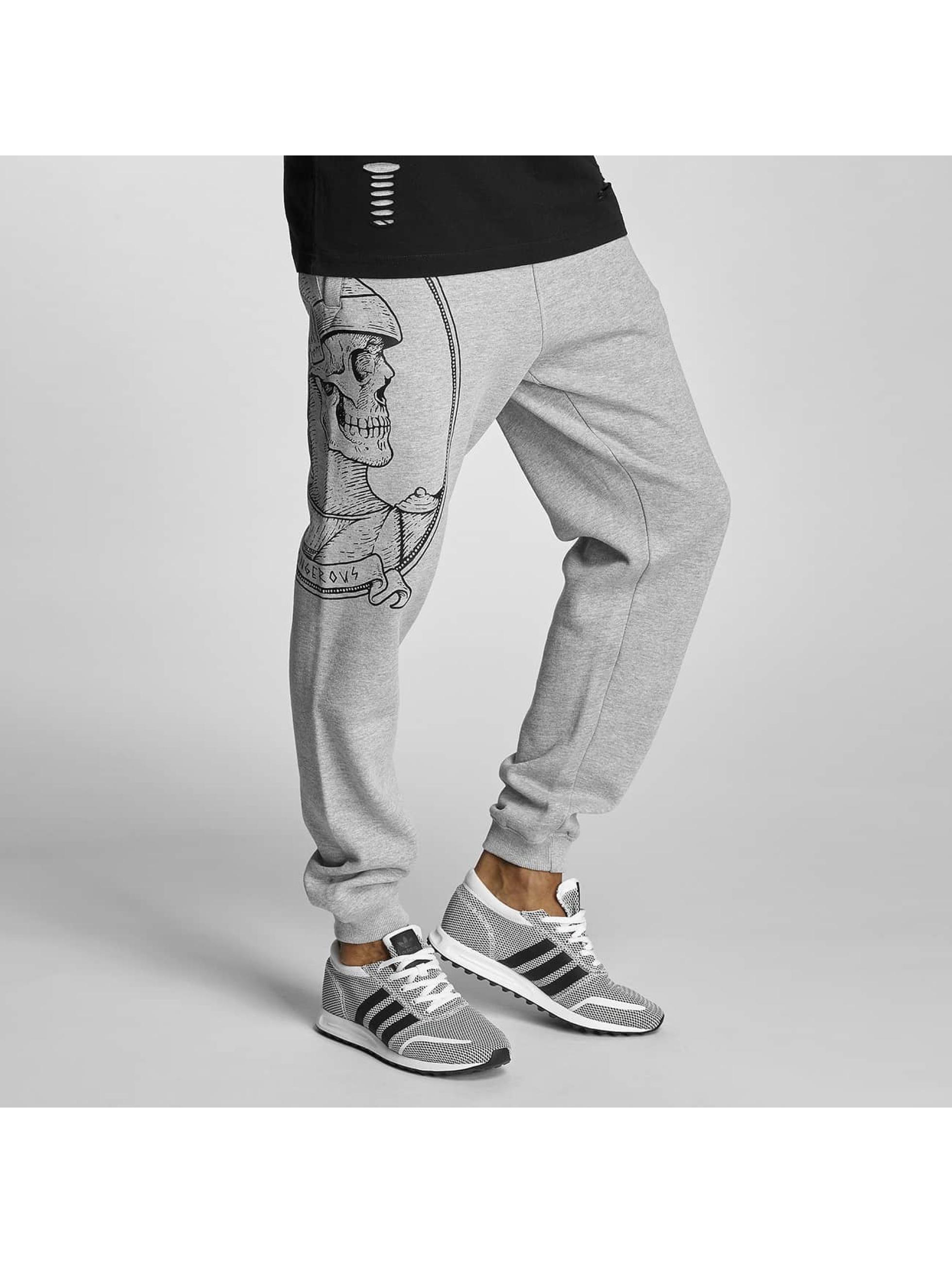 Dangerous DNGRS / Sweat Pant Master in grey S