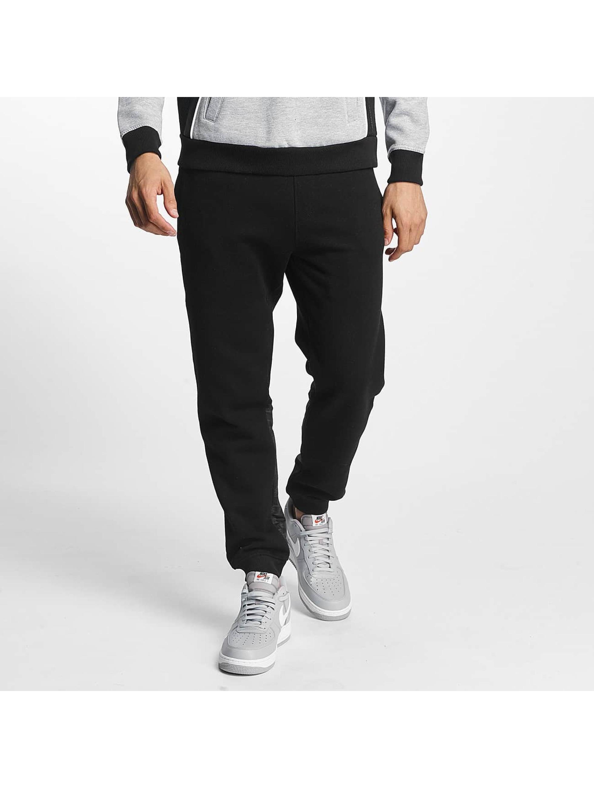 Dangerous DNGRS / Sweat Pant Richeater in black 5XL