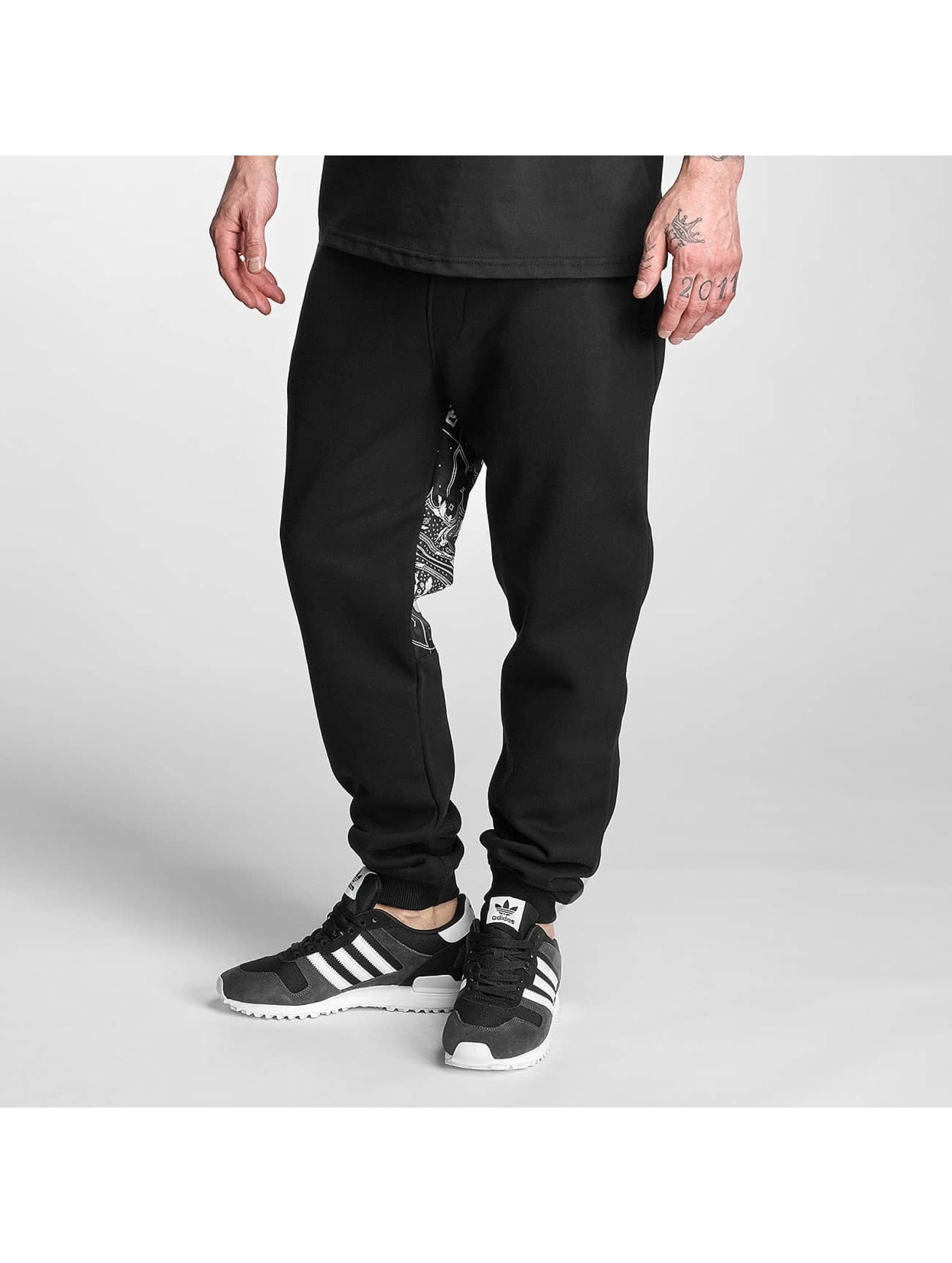 Dangerous DNGRS / Sweat Pant Samurai in black S