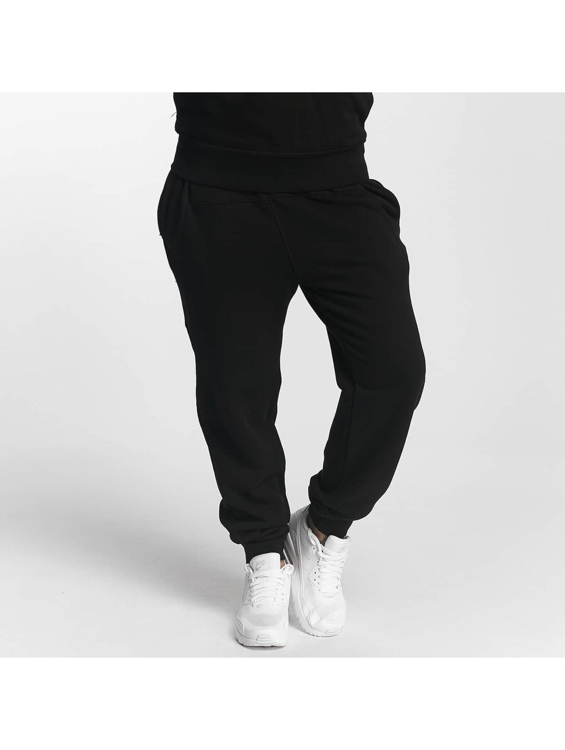 Dangerous DNGRS / Sweat Pant Twerky in black S