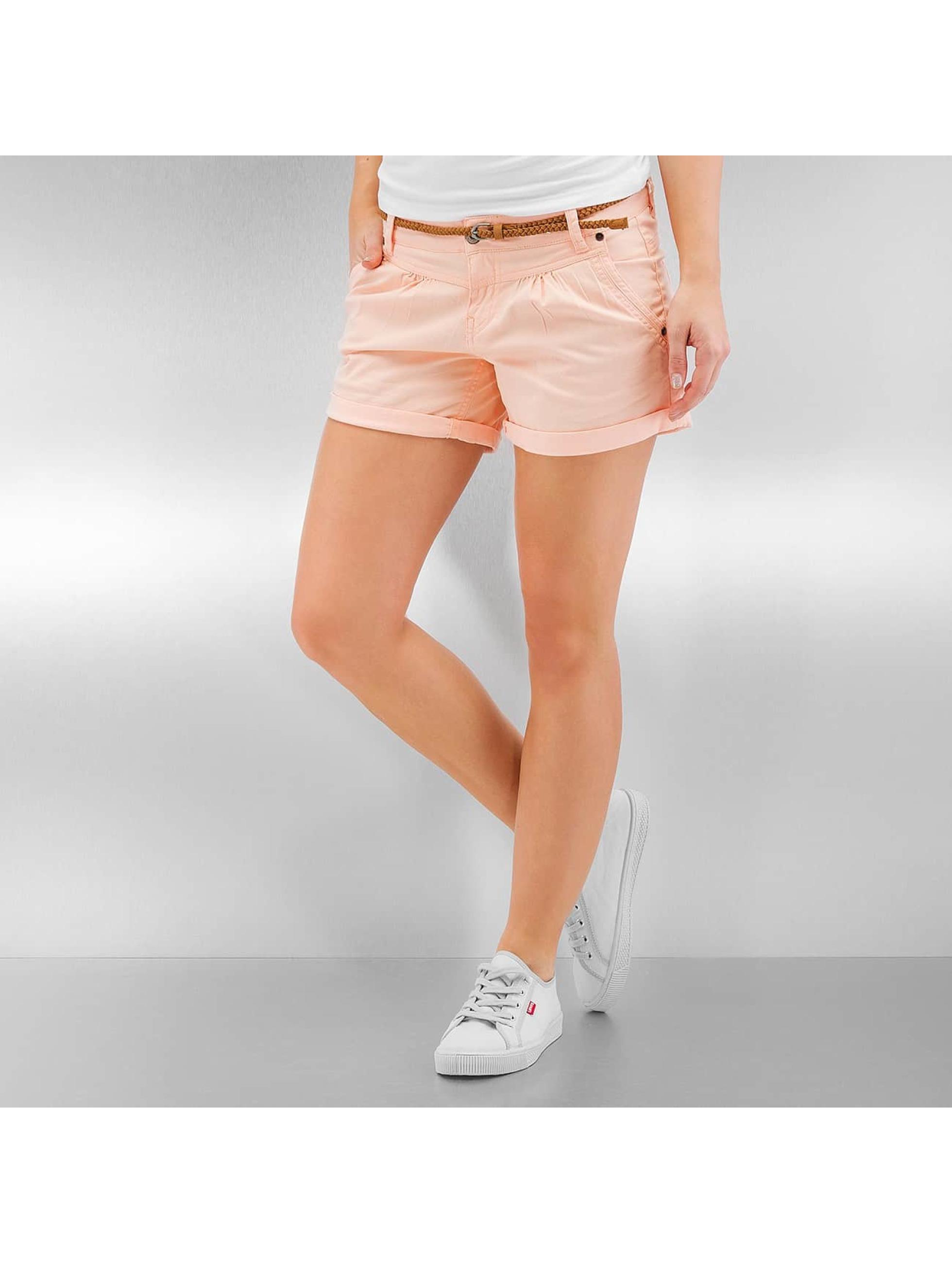 Authentic Style Frauen Shorts Luana in orange