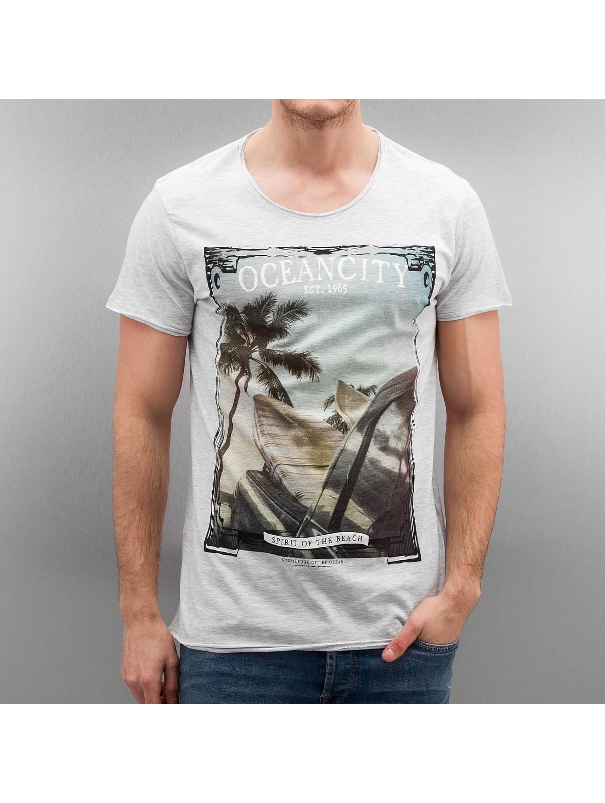 Urban Surface Männer T-Shirt Oceancity in grau